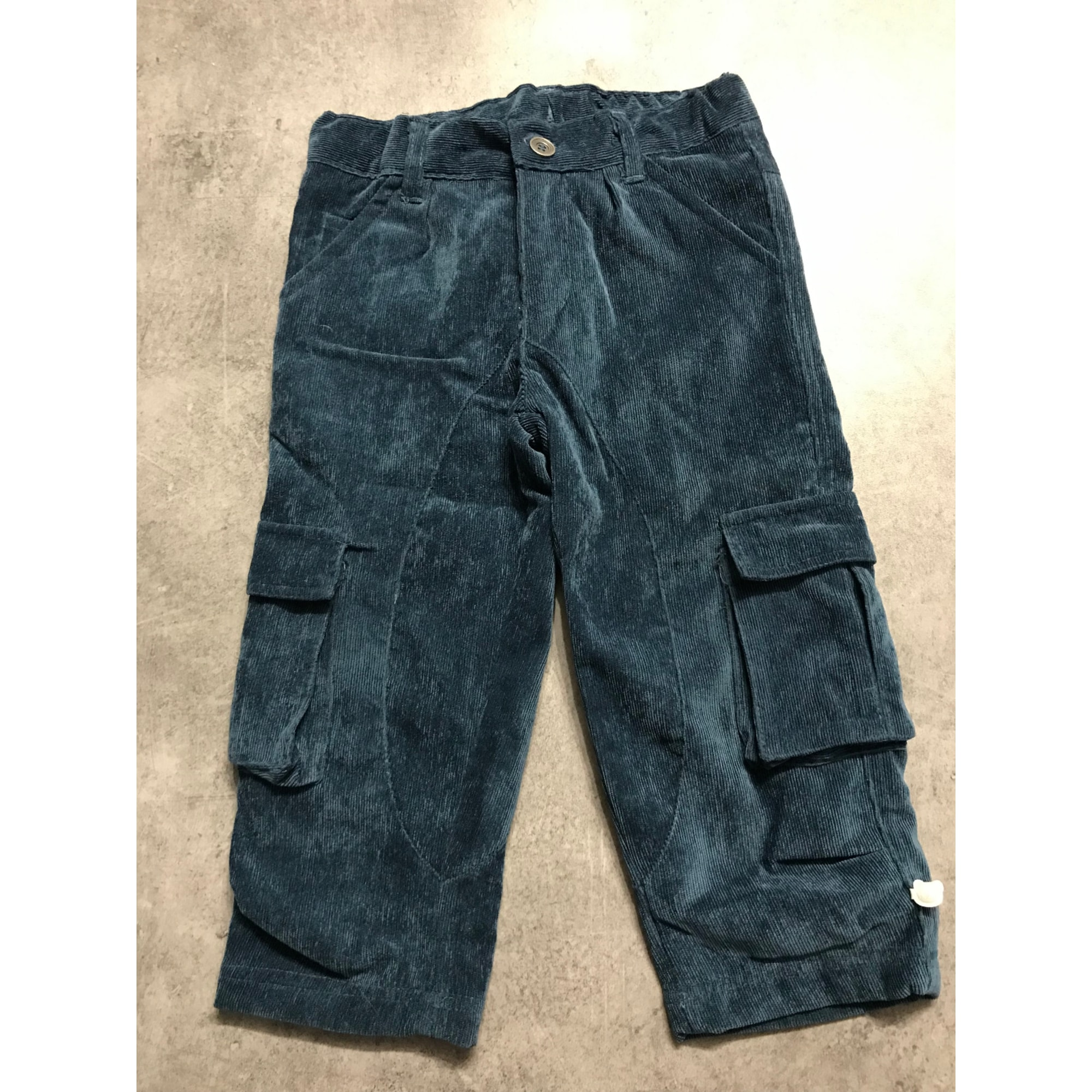 Pantalon NOUKIE'S Bleu, bleu marine, bleu turquoise