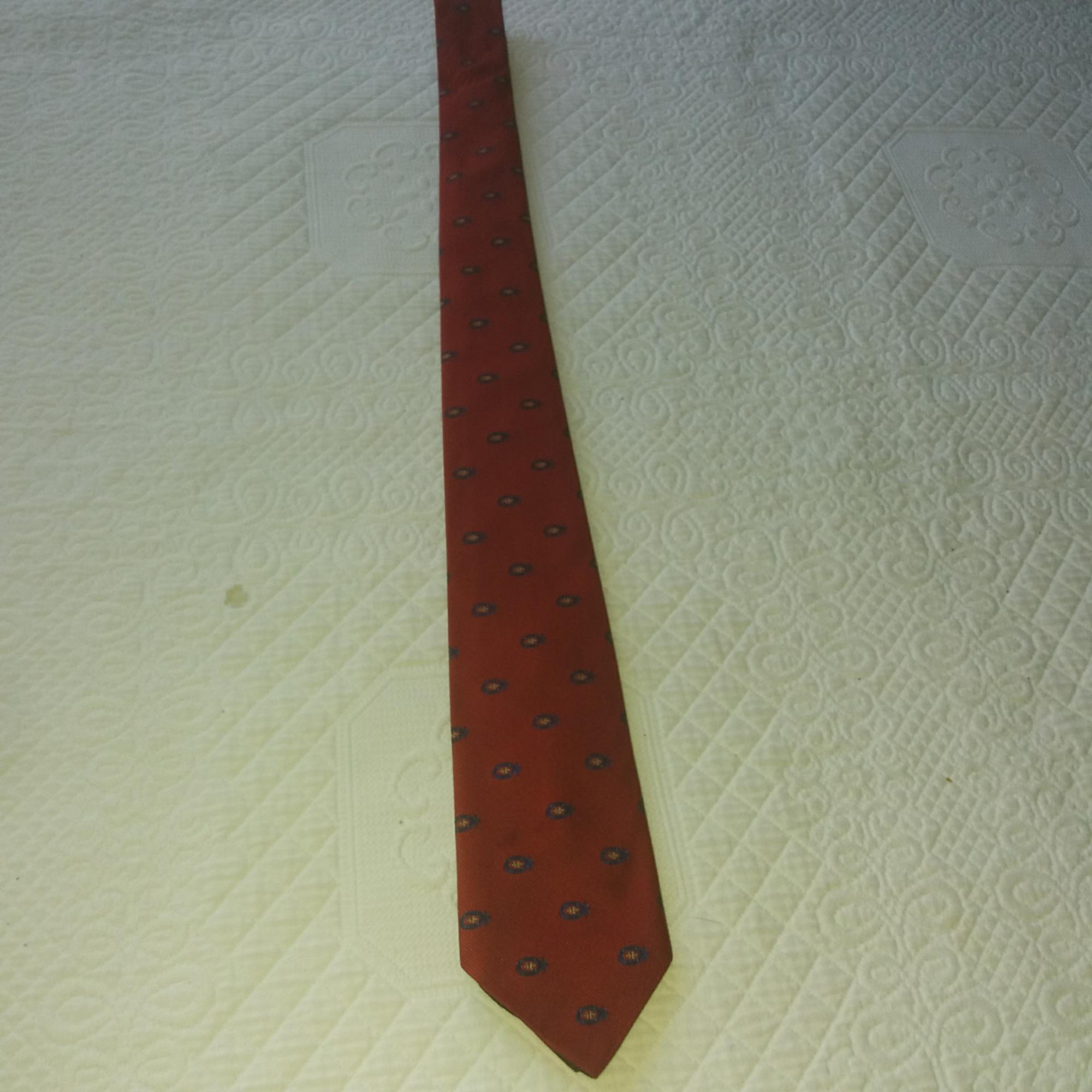 Cravate BONPOINT Rouge, bordeaux