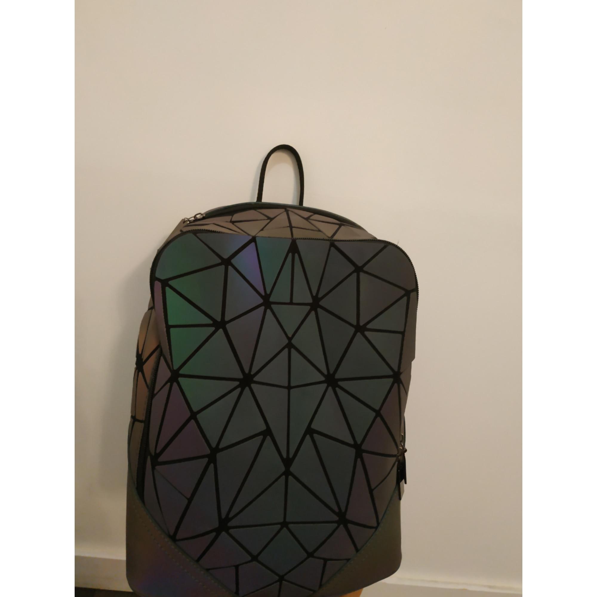 Backpack MARQUE INCONNUE Purple, mauve, lavender