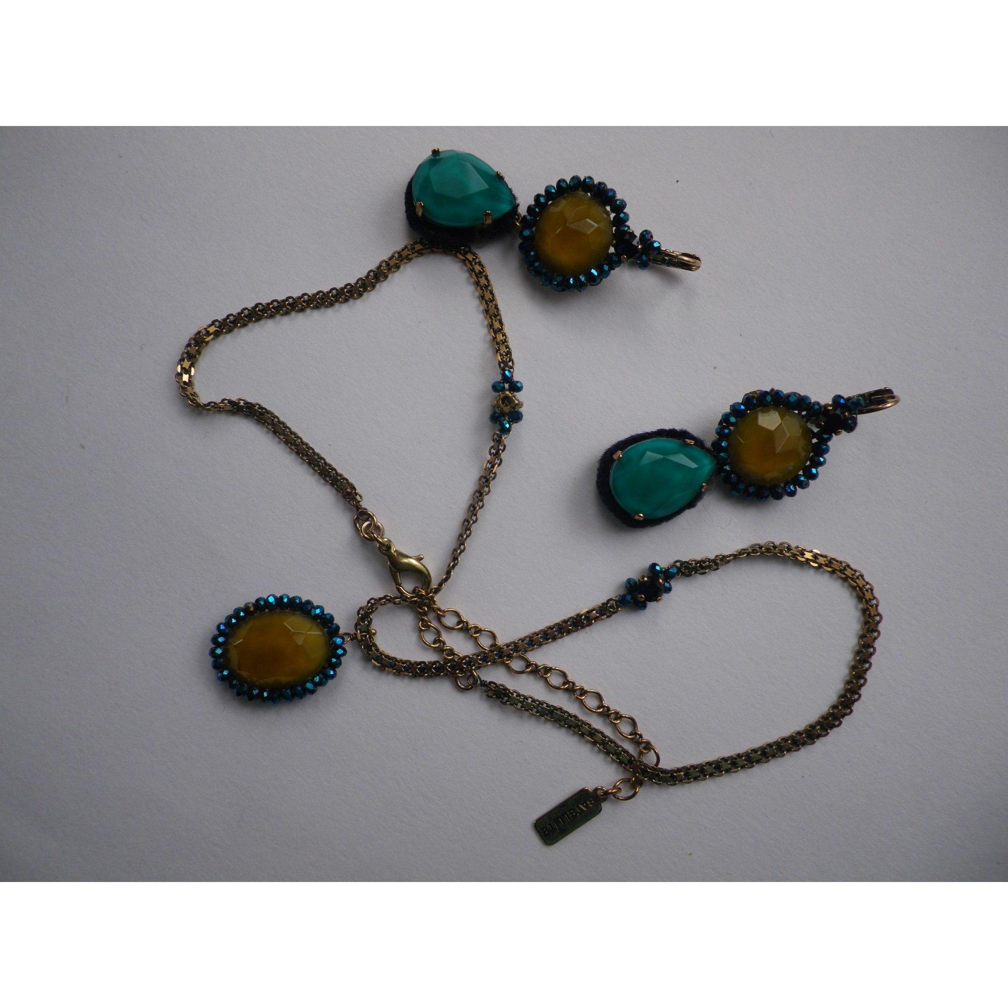 Parure bijoux SATELLITE Multicouleur