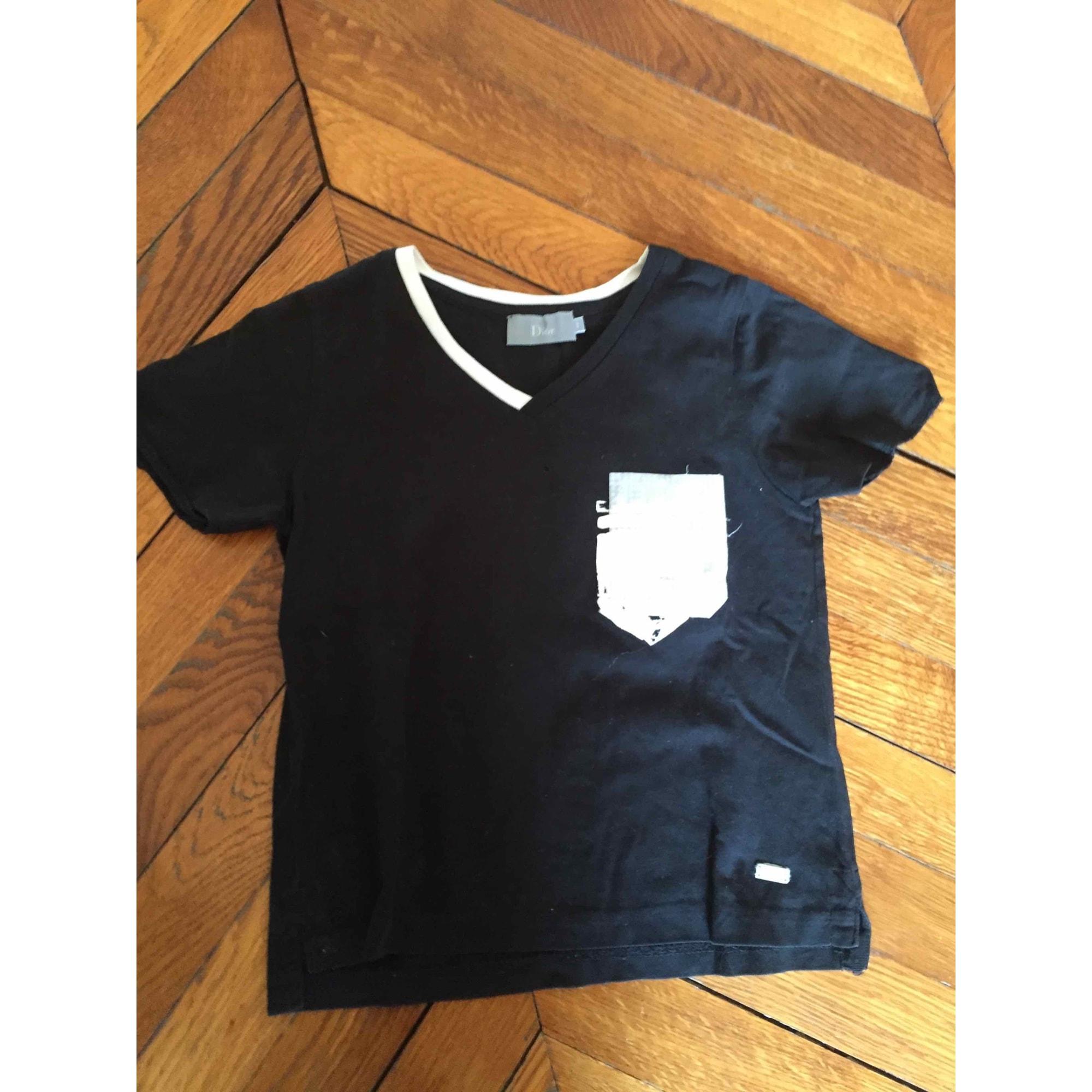 T-shirt BABY DIOR Black
