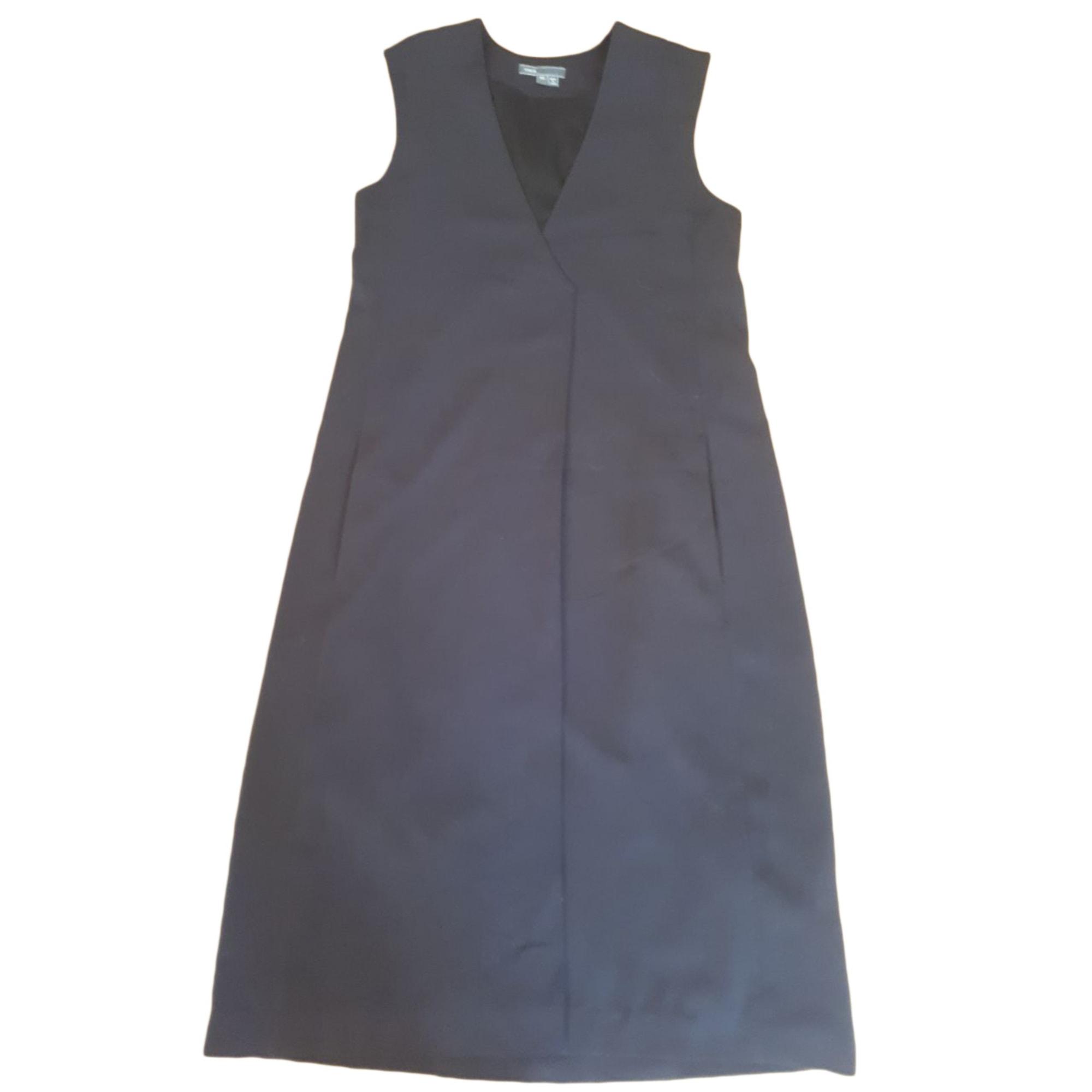 Robe mi-longue VINCE Noir