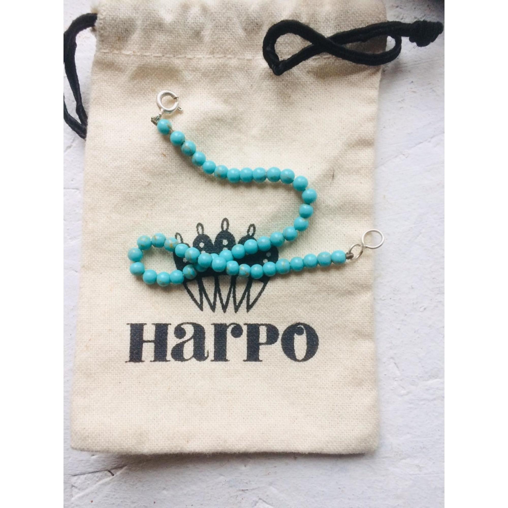 Bracelet HARPO Bleu, bleu marine, bleu turquoise