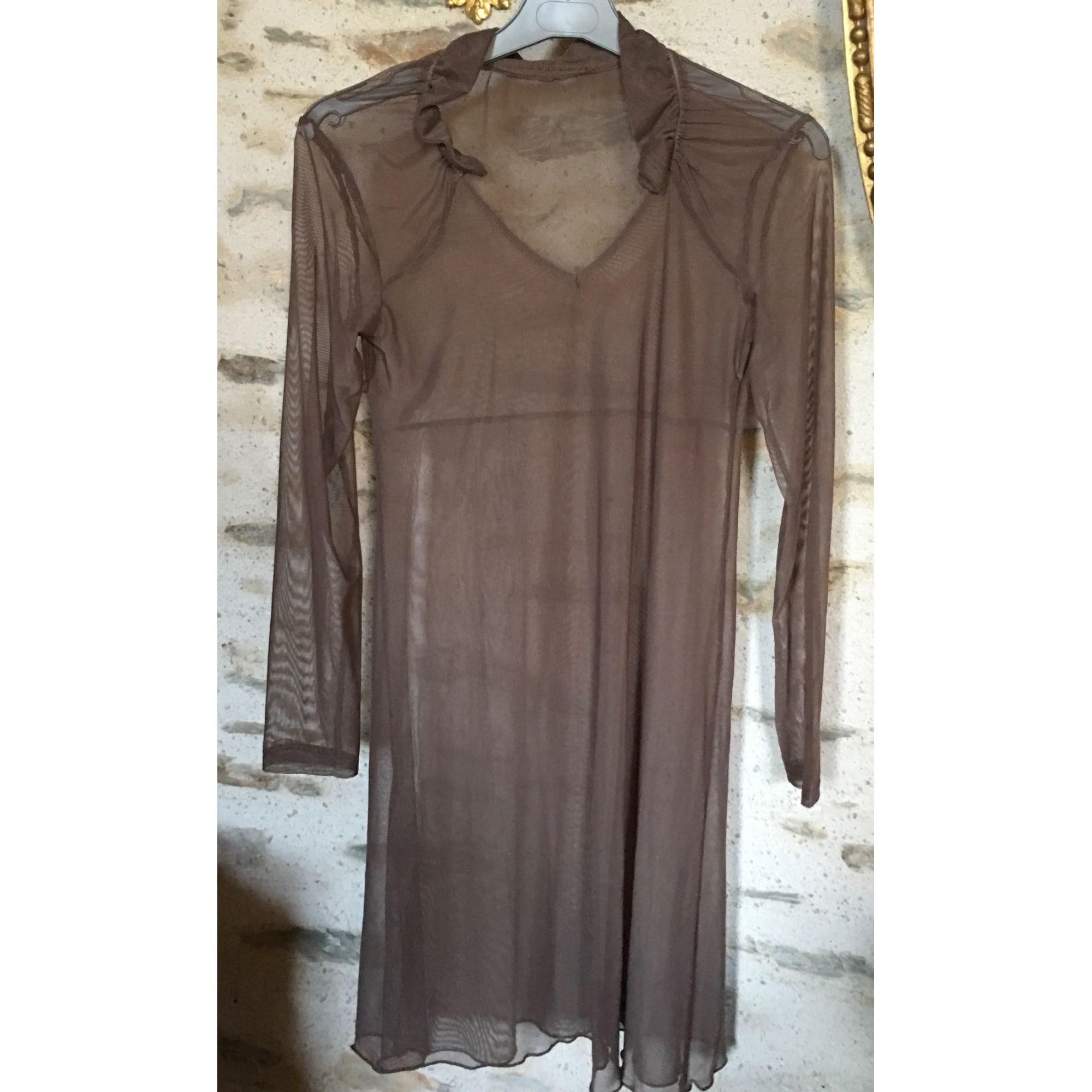 Robe tunique APLOMB Violet, mauve, lavande