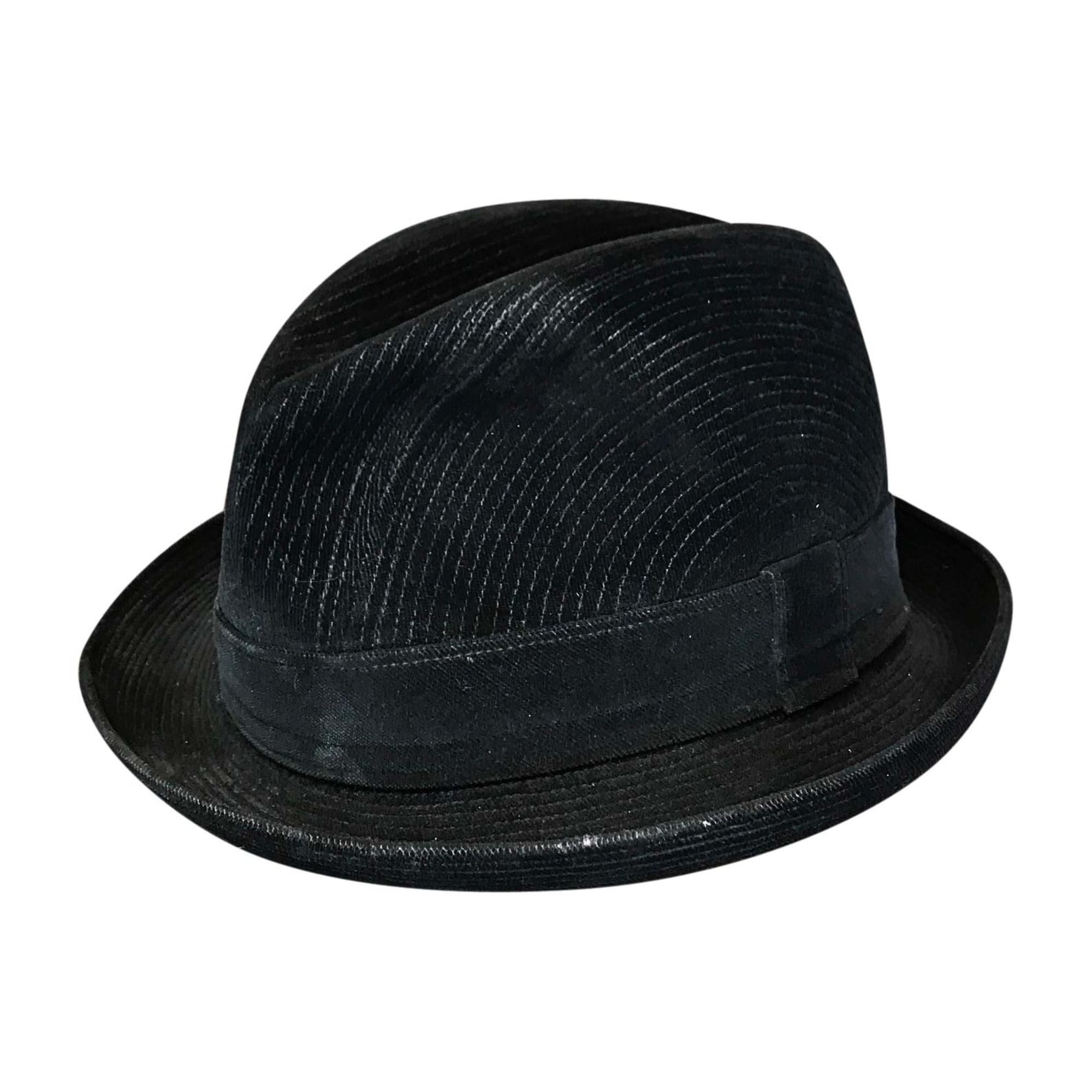 Chapeau LANVIN Noir