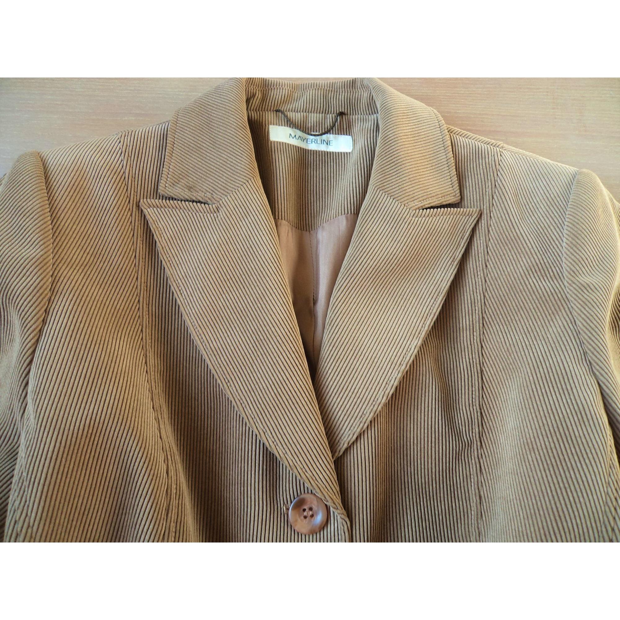 Blazer, veste tailleur MAYERLINE Beige, camel