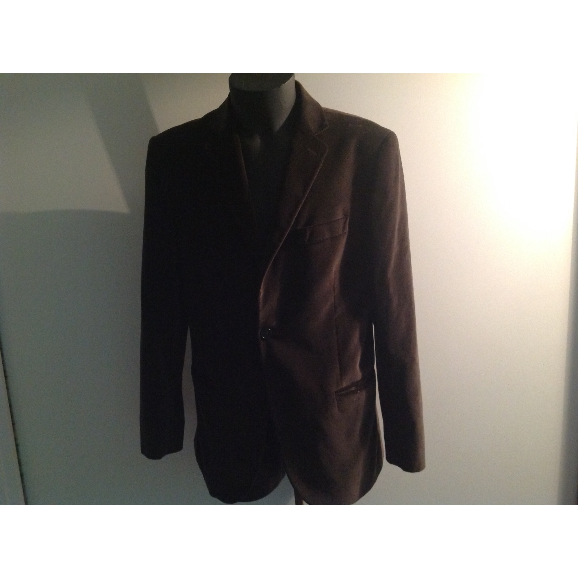 Veste ARMAND THIERY Marron