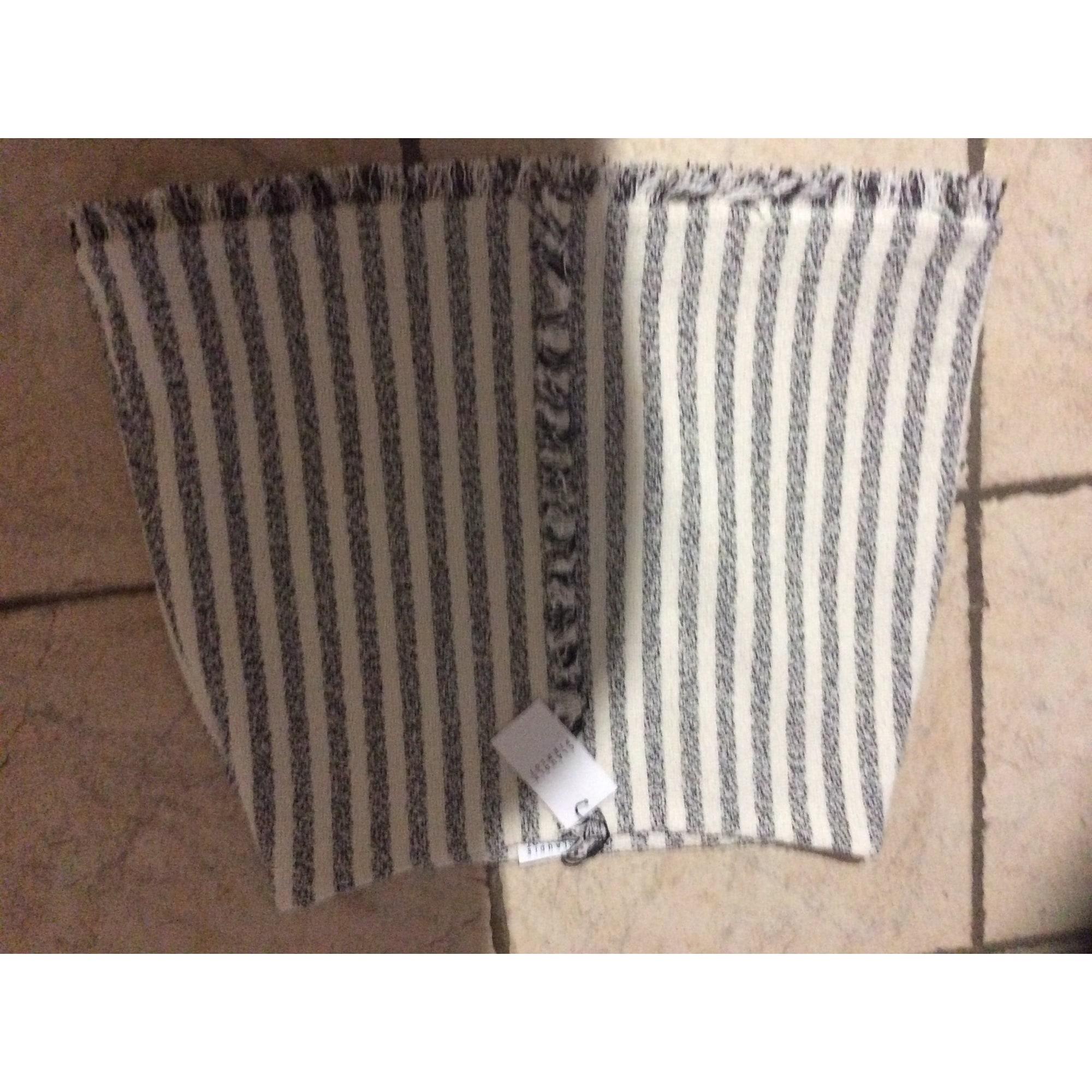 Jupe courte CLAUDIE PIERLOT Blanc, blanc cassé, écru