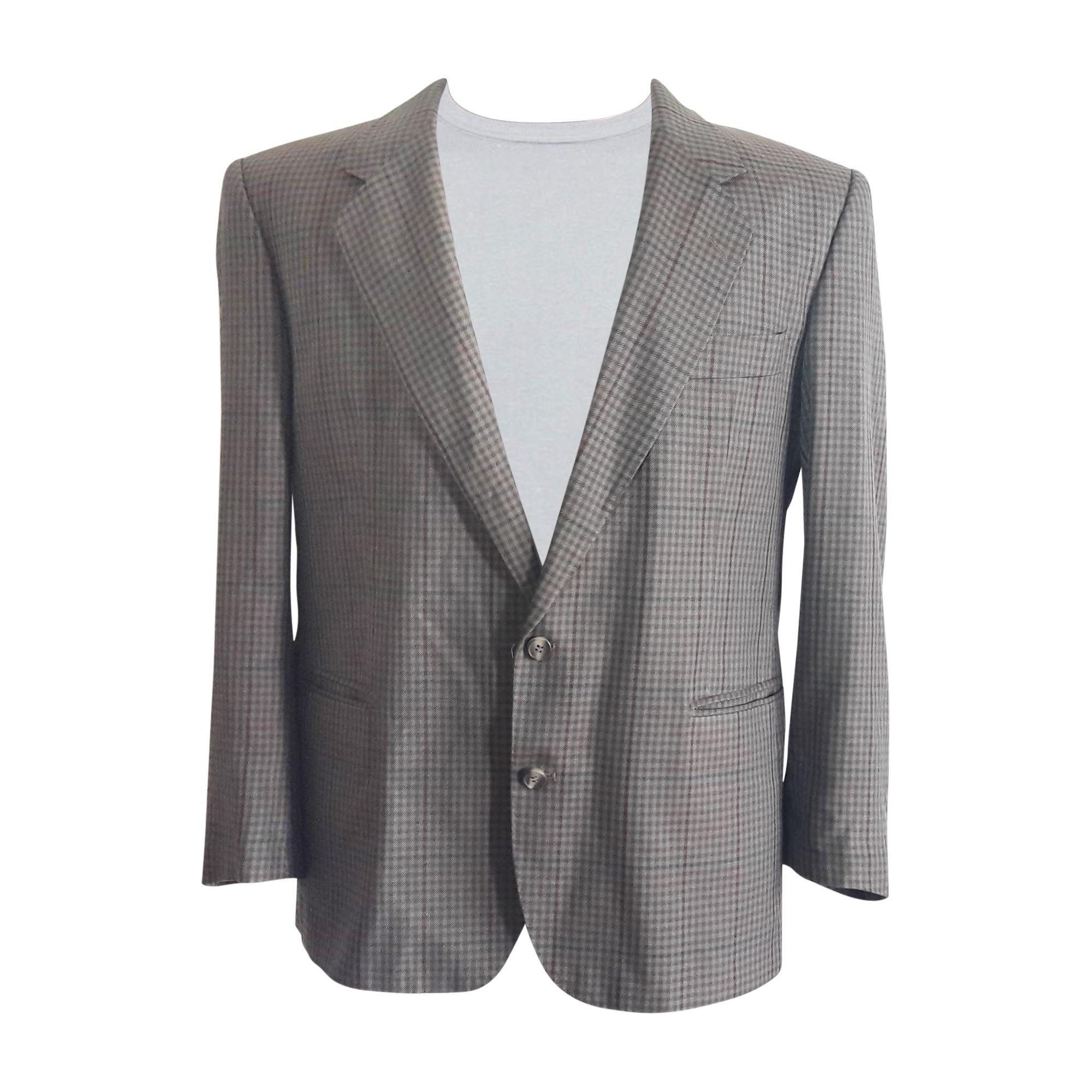 Suit Jacket DIOR Brown
