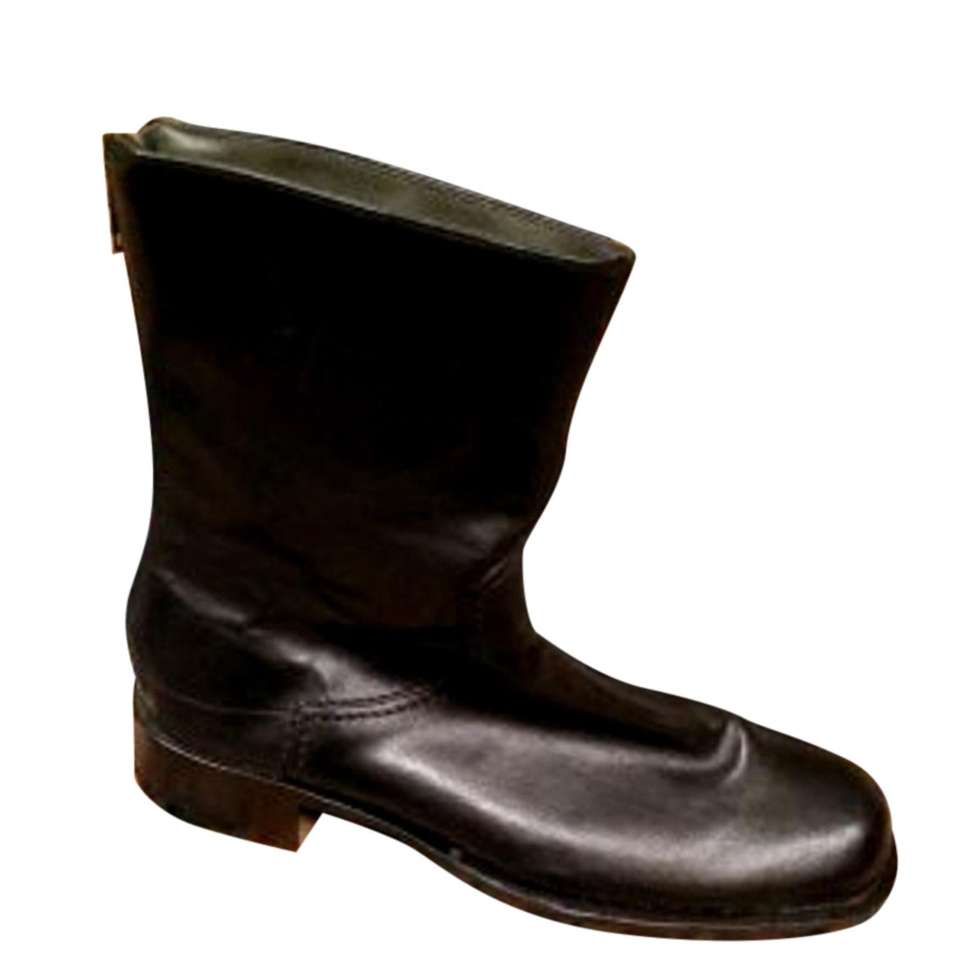 Bottines & low boots à talons VIC MATIÉ Noir