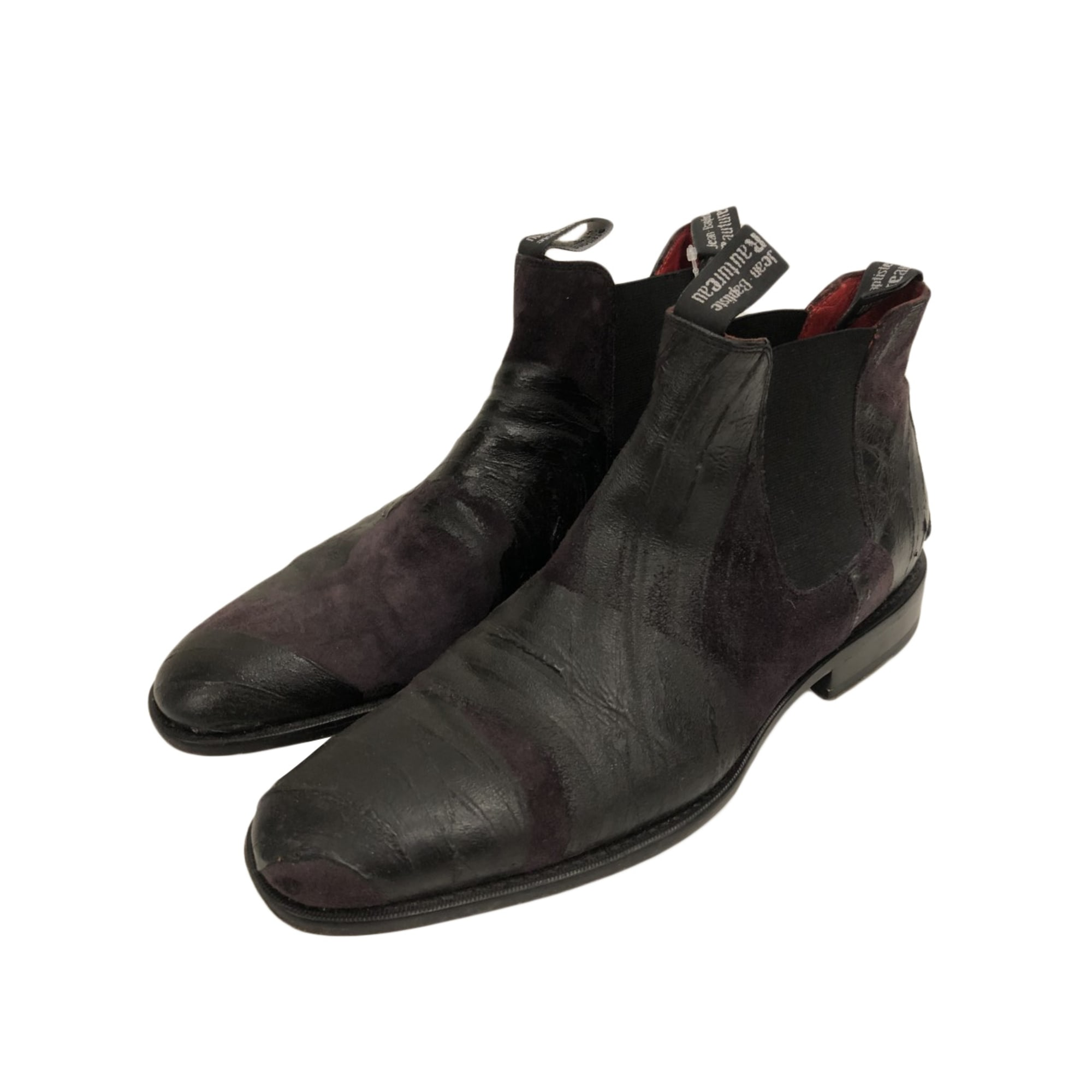 Bottines JEAN-BAPTISTE RAUTUREAU Noir