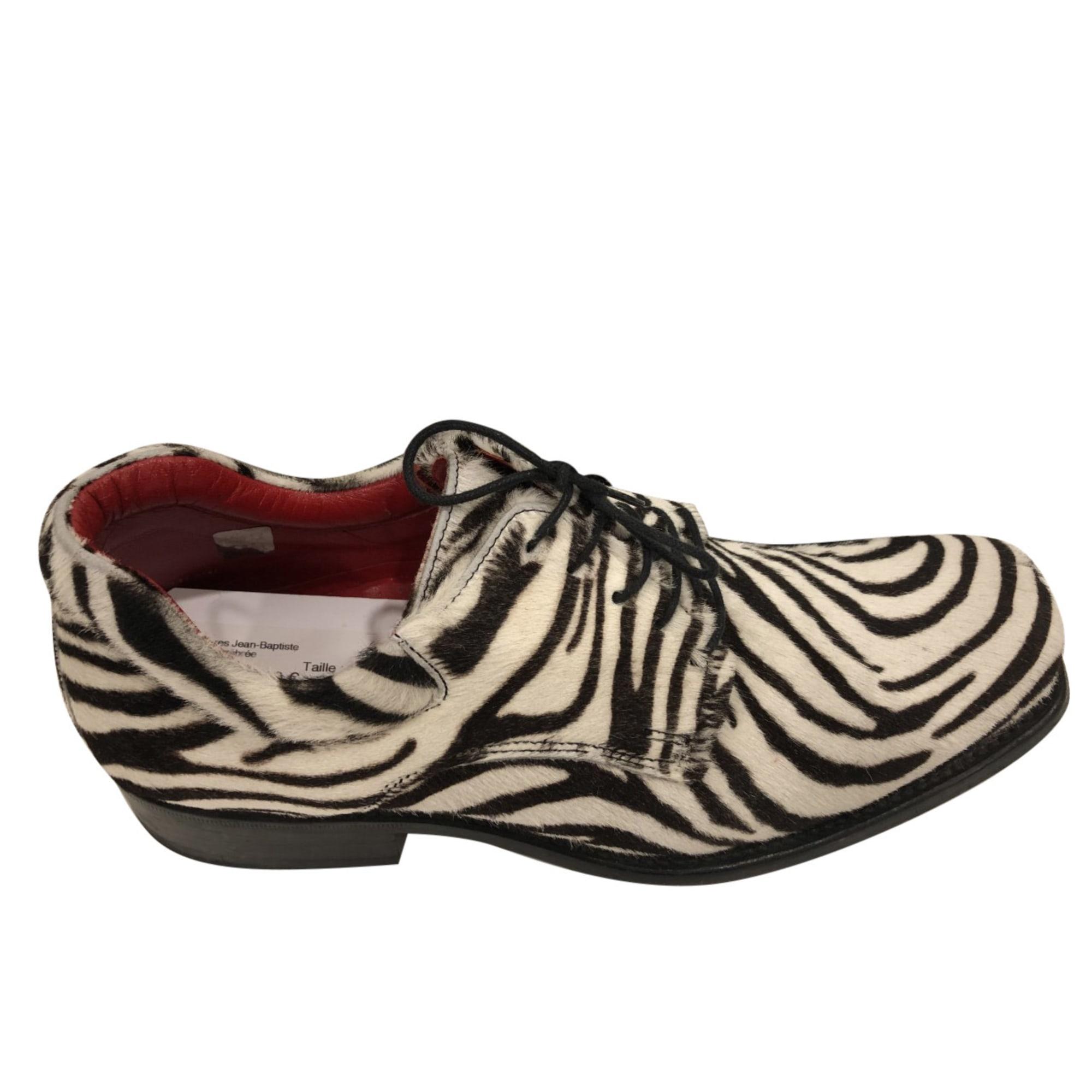 Chaussures à lacets JEAN-BAPTISTE RAUTUREAU Multicouleur