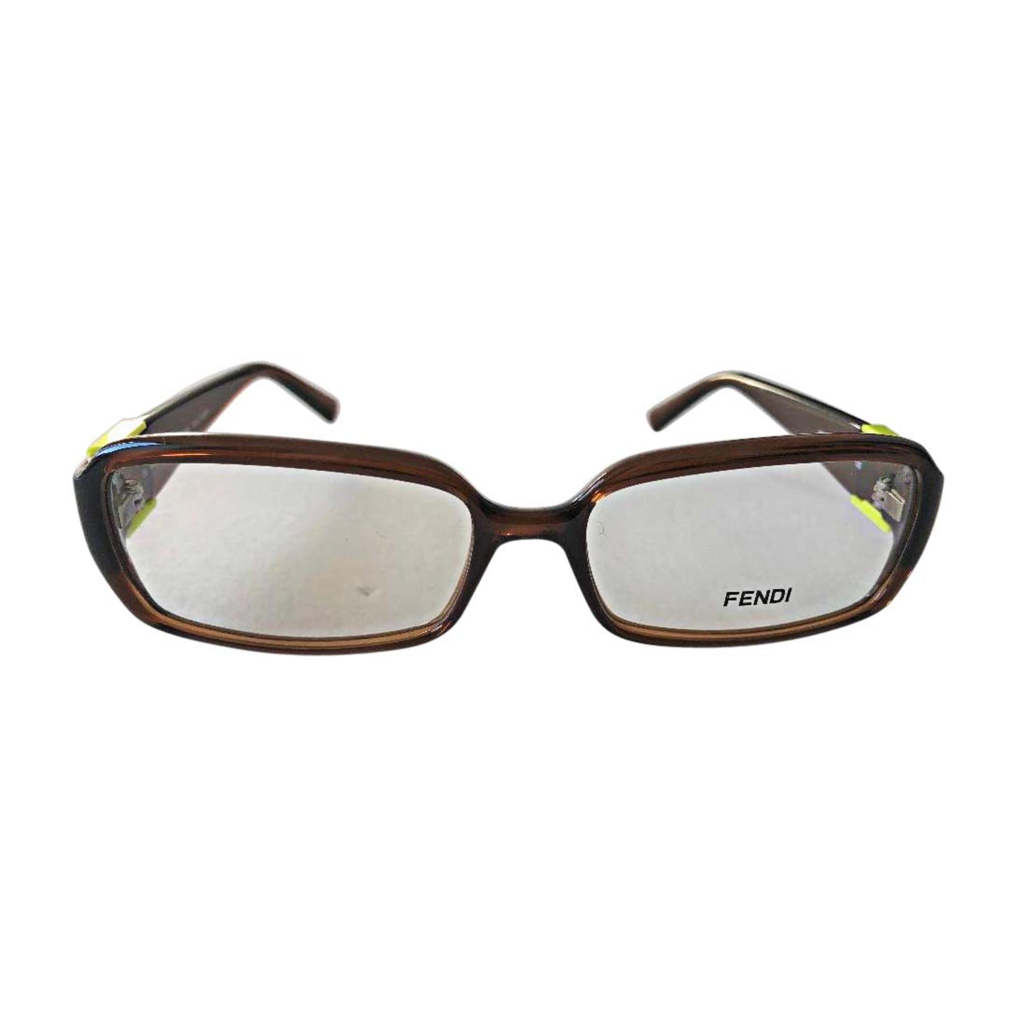 Monture de lunettes FENDI Multicouleur