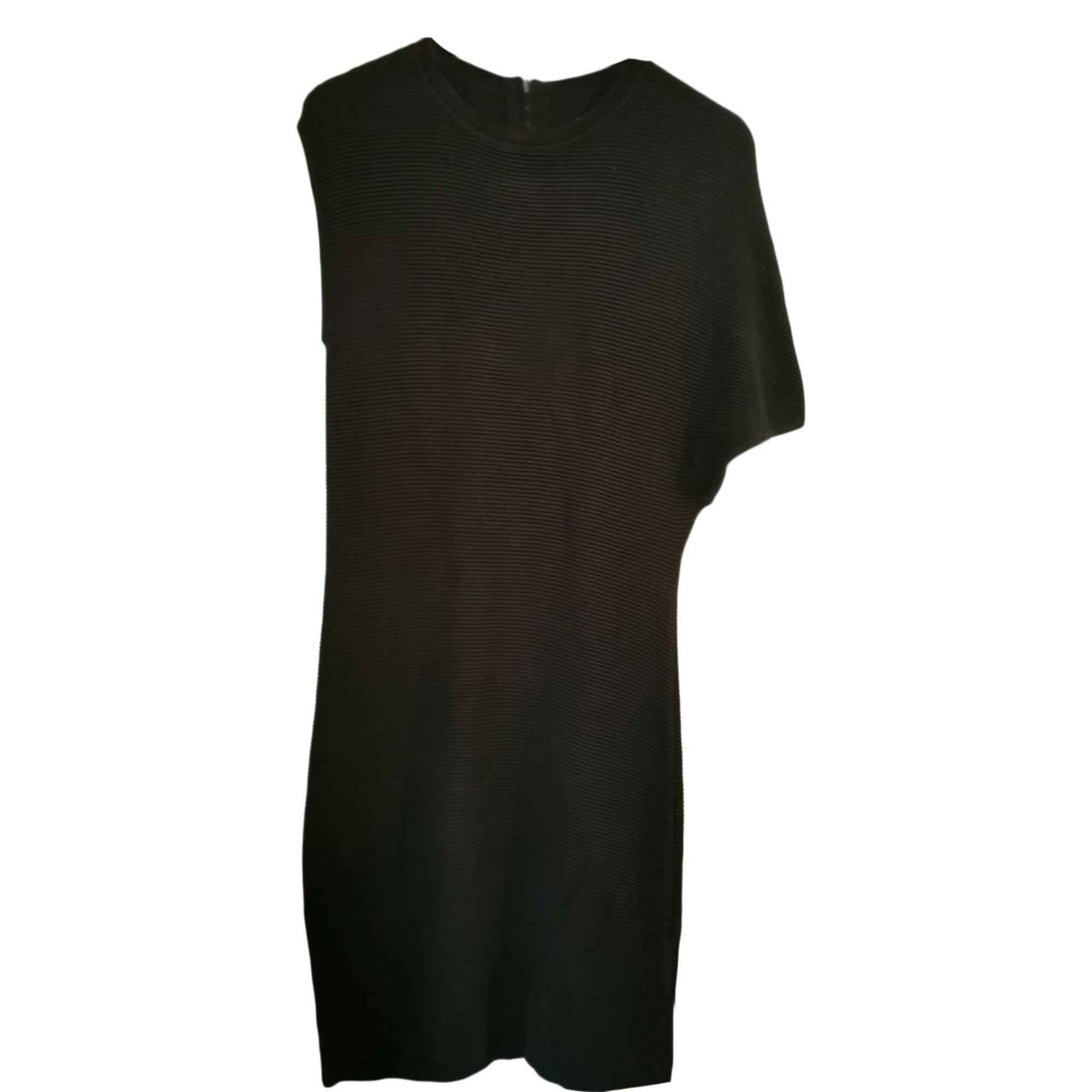 Robe mi-longue SUD EXPRESS Noir