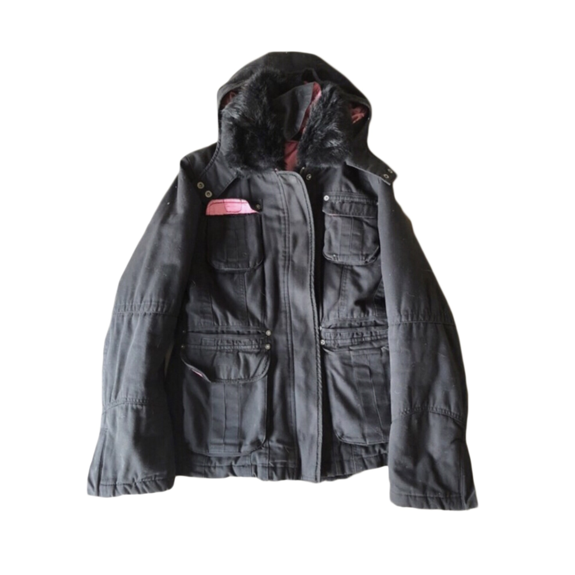 Coat BERENICE Black