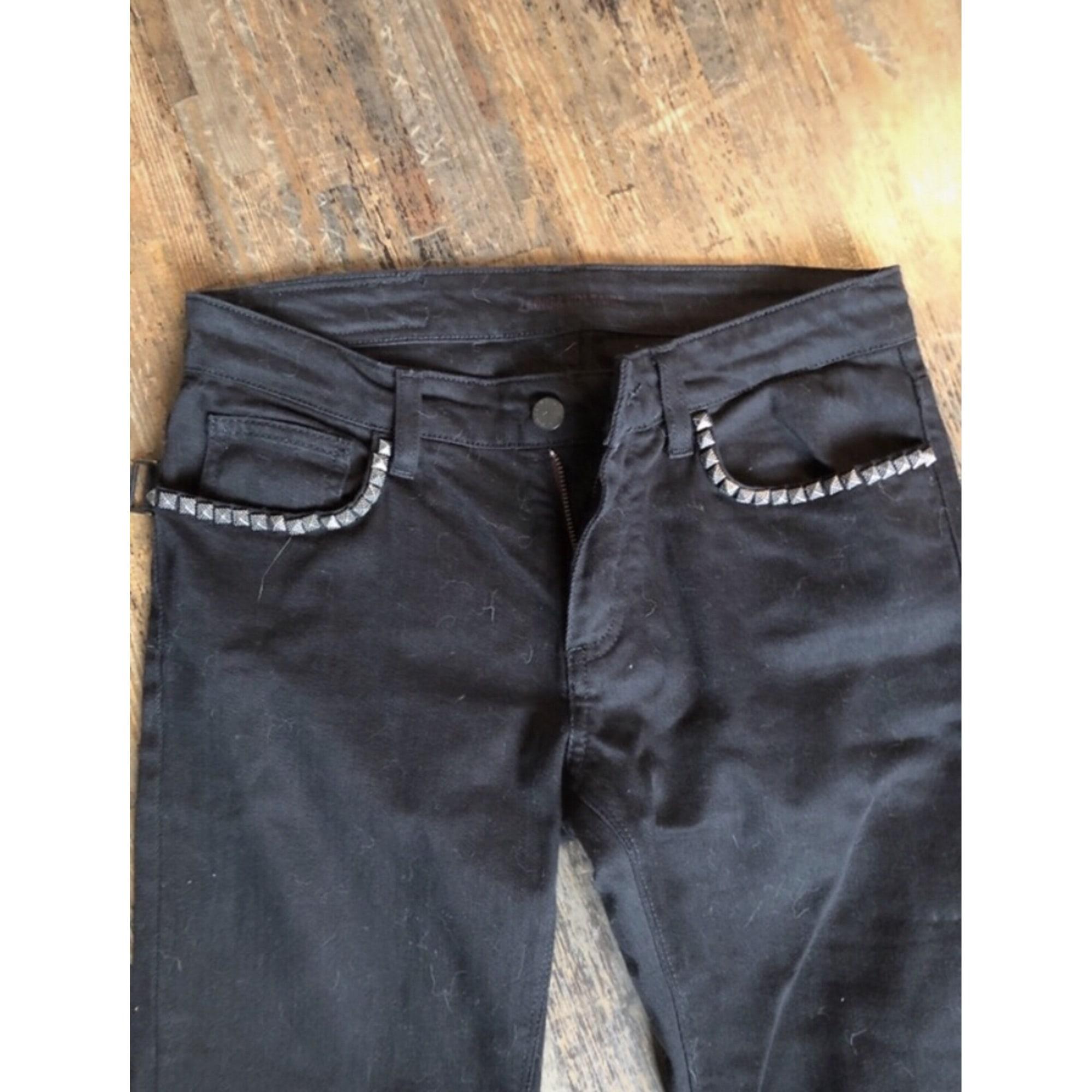 Straight Leg Jeans ZADIG & VOLTAIRE Black