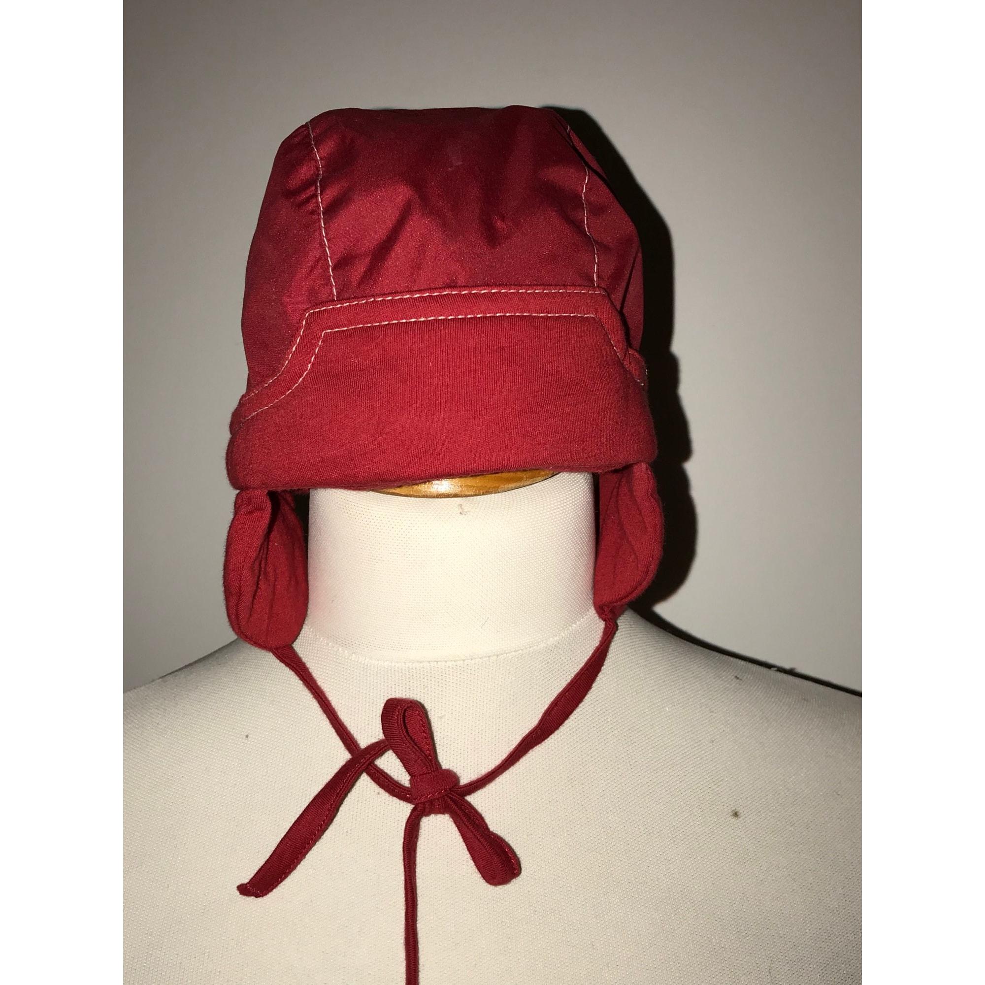 Bonnet BERLINGOT Rouge, bordeaux