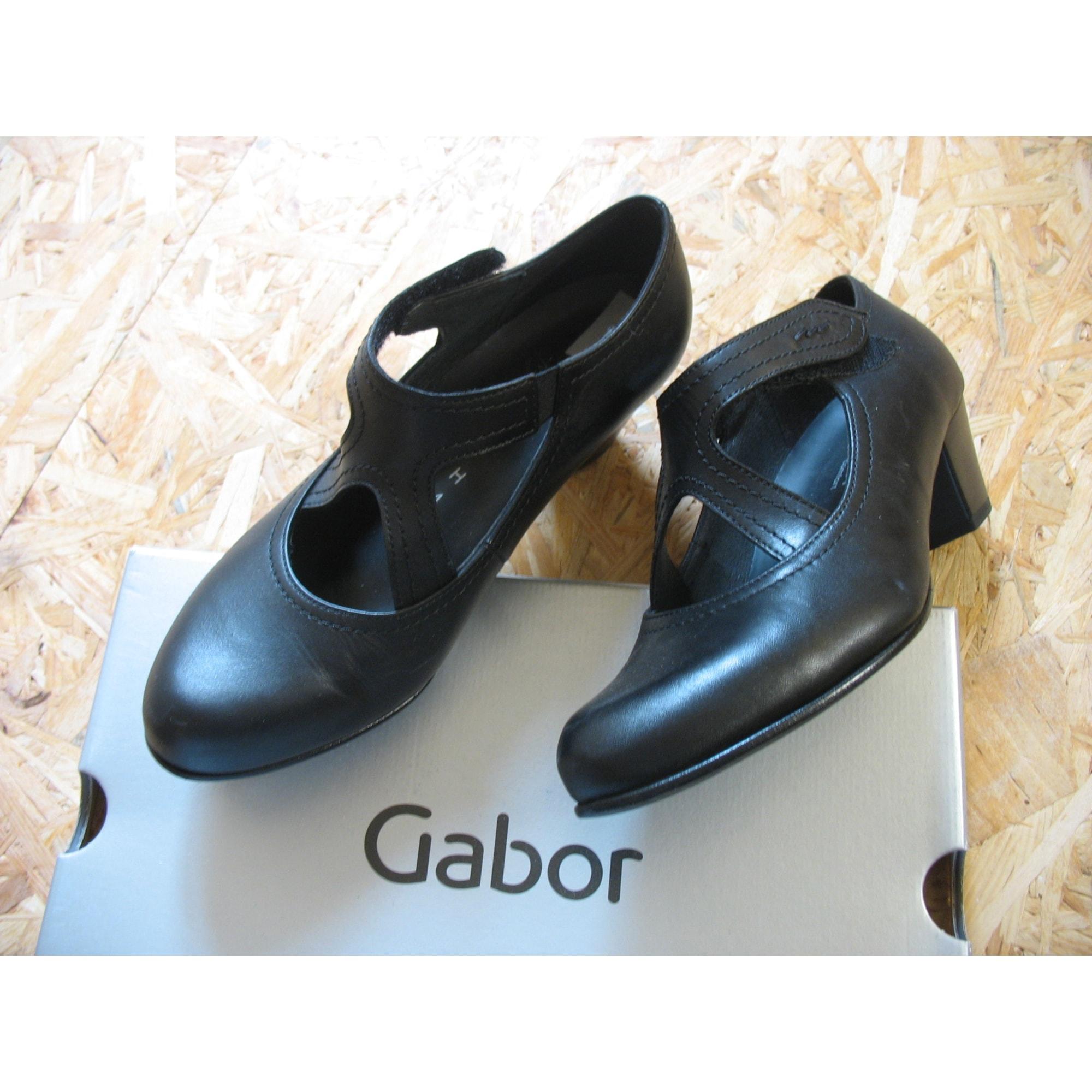 Salomés GABOR Noir