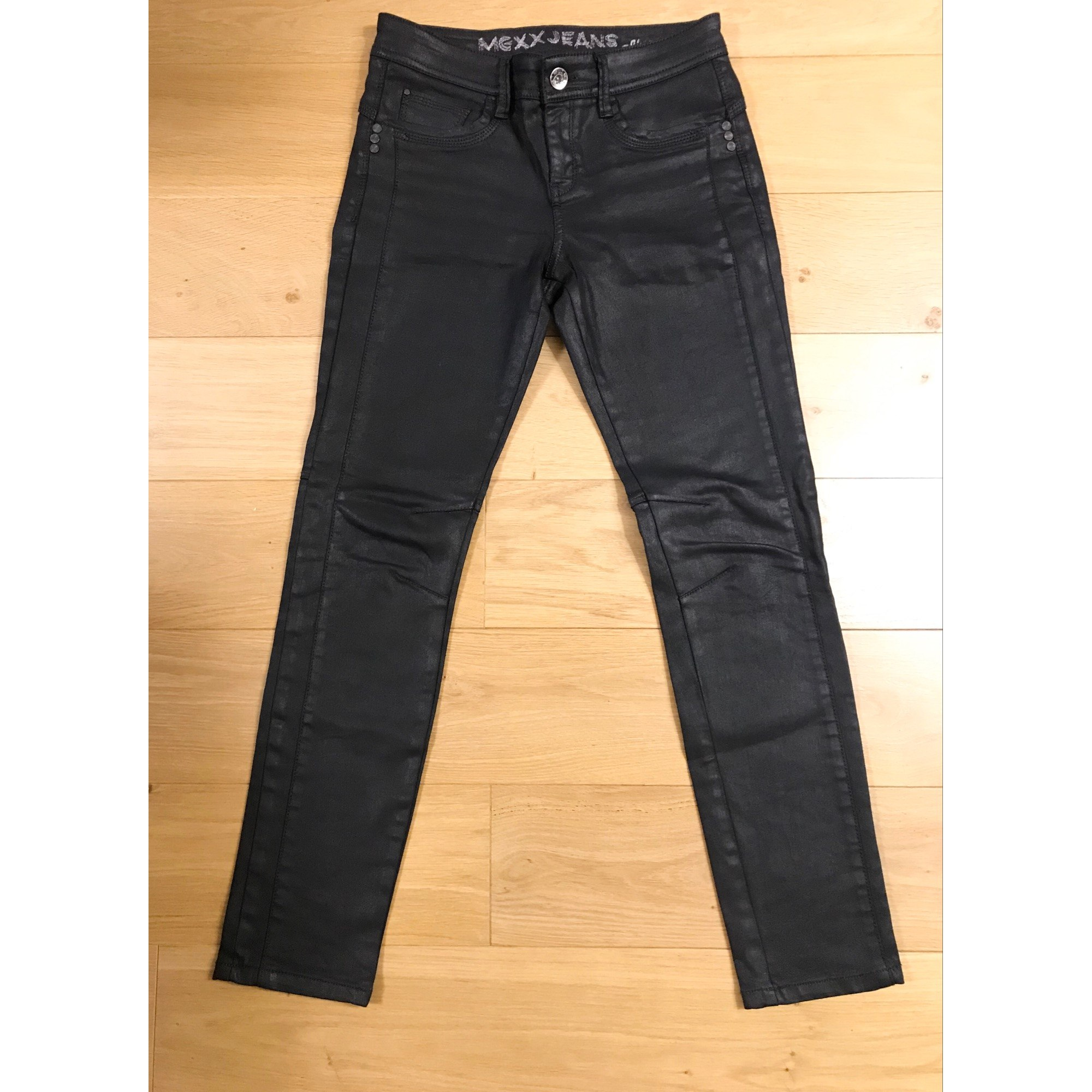 Jeans slim MEXX Noir