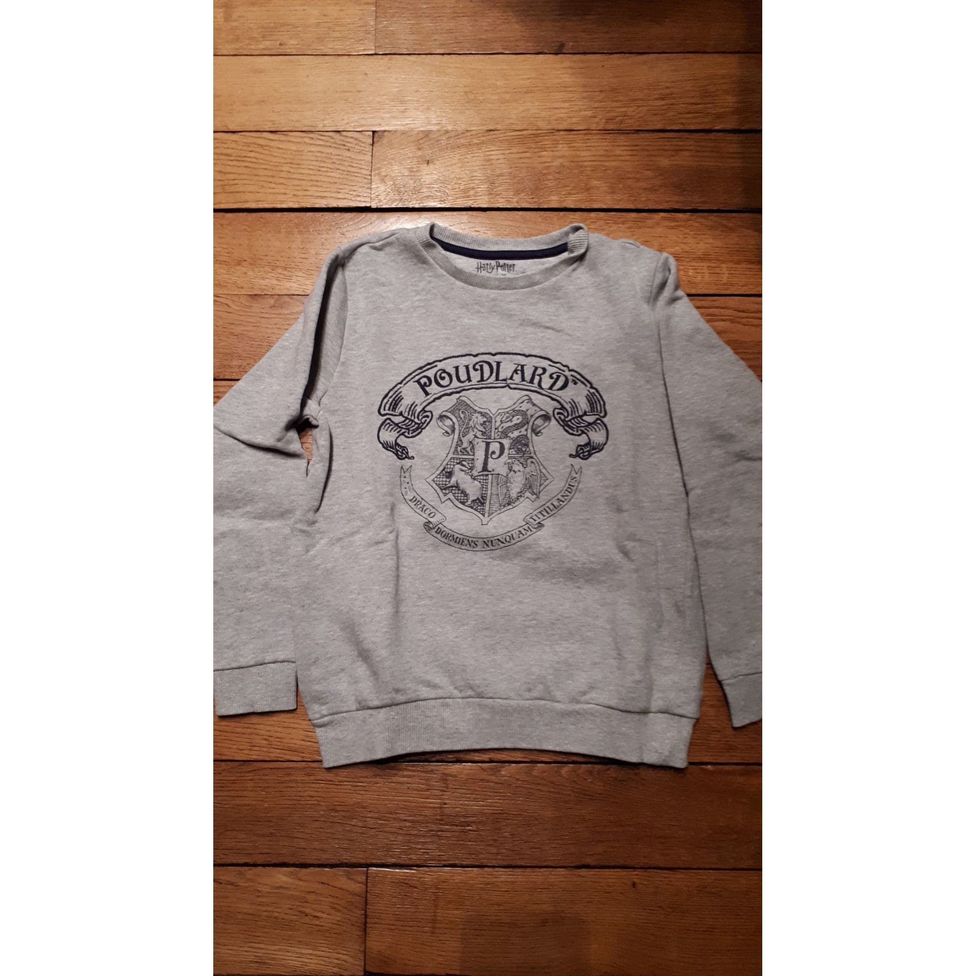 Sweat CYRILLUS Gris, anthracite