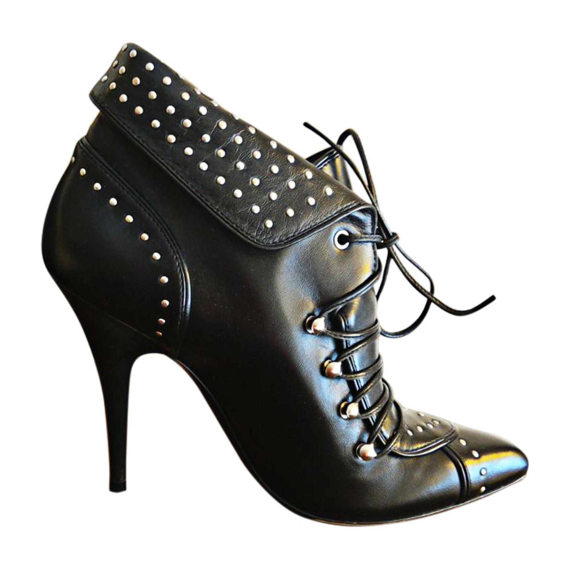 Bottines & low boots à talons TABITHA SIMMONS Noir