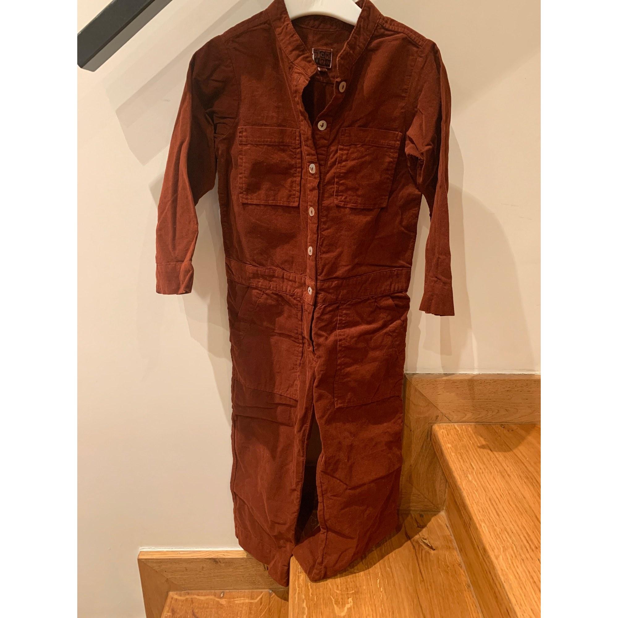 Pants Set, Outfit BONTON Red, burgundy