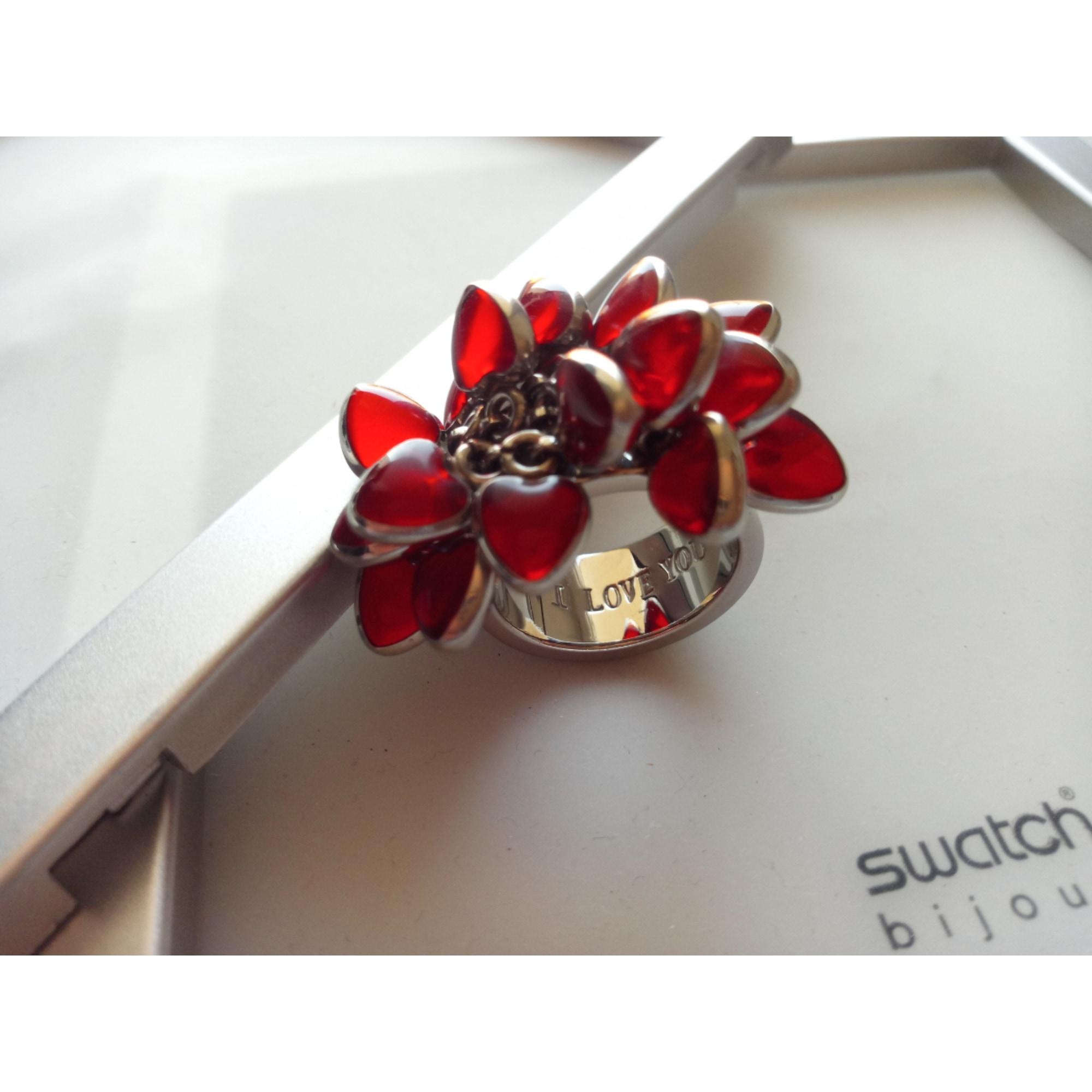 Ring SWATCH Silver