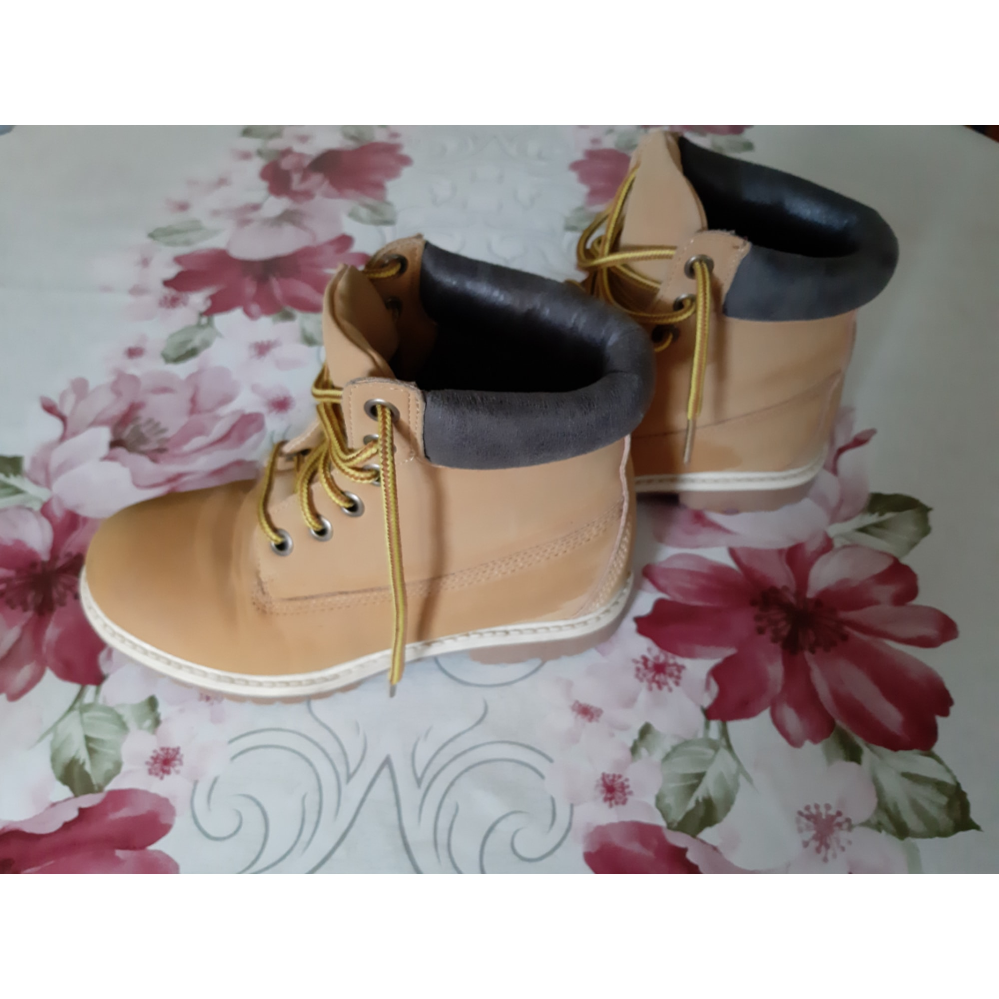 Ankle Boots INEXTENSO Beige, camel