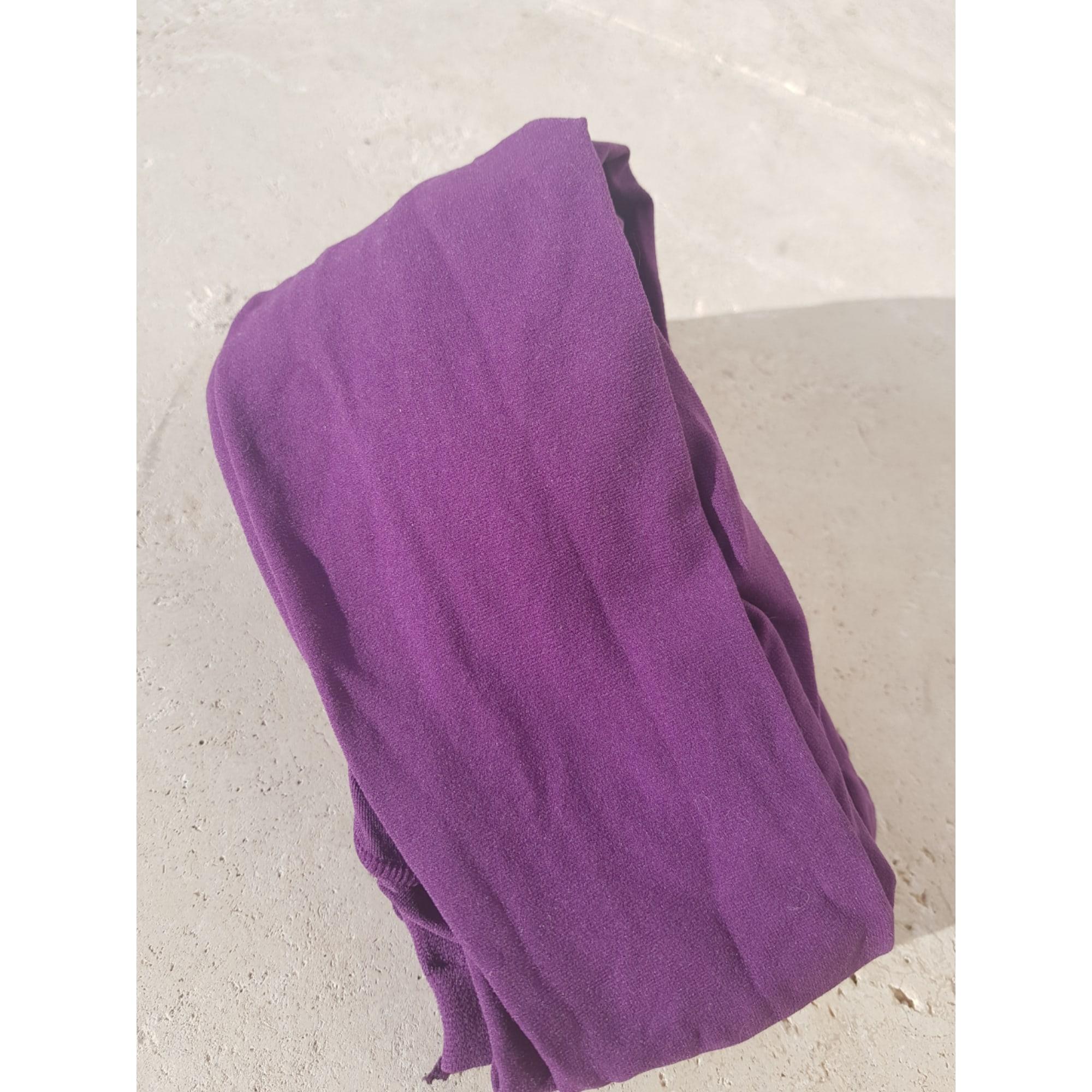 Collant CALZEDONIA Violet, mauve, lavande