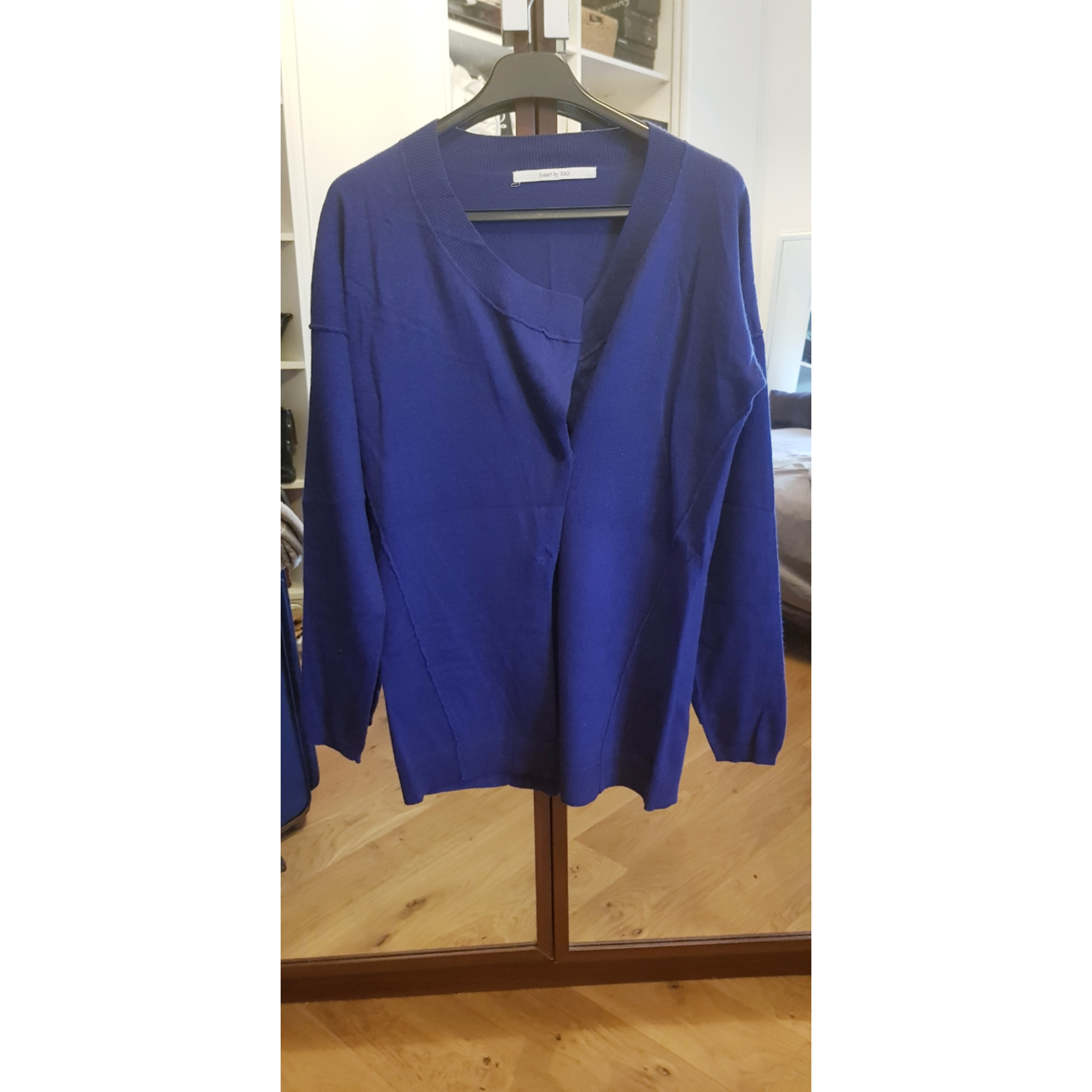 Gilet, cardigan IKKS Bleu, bleu marine, bleu turquoise