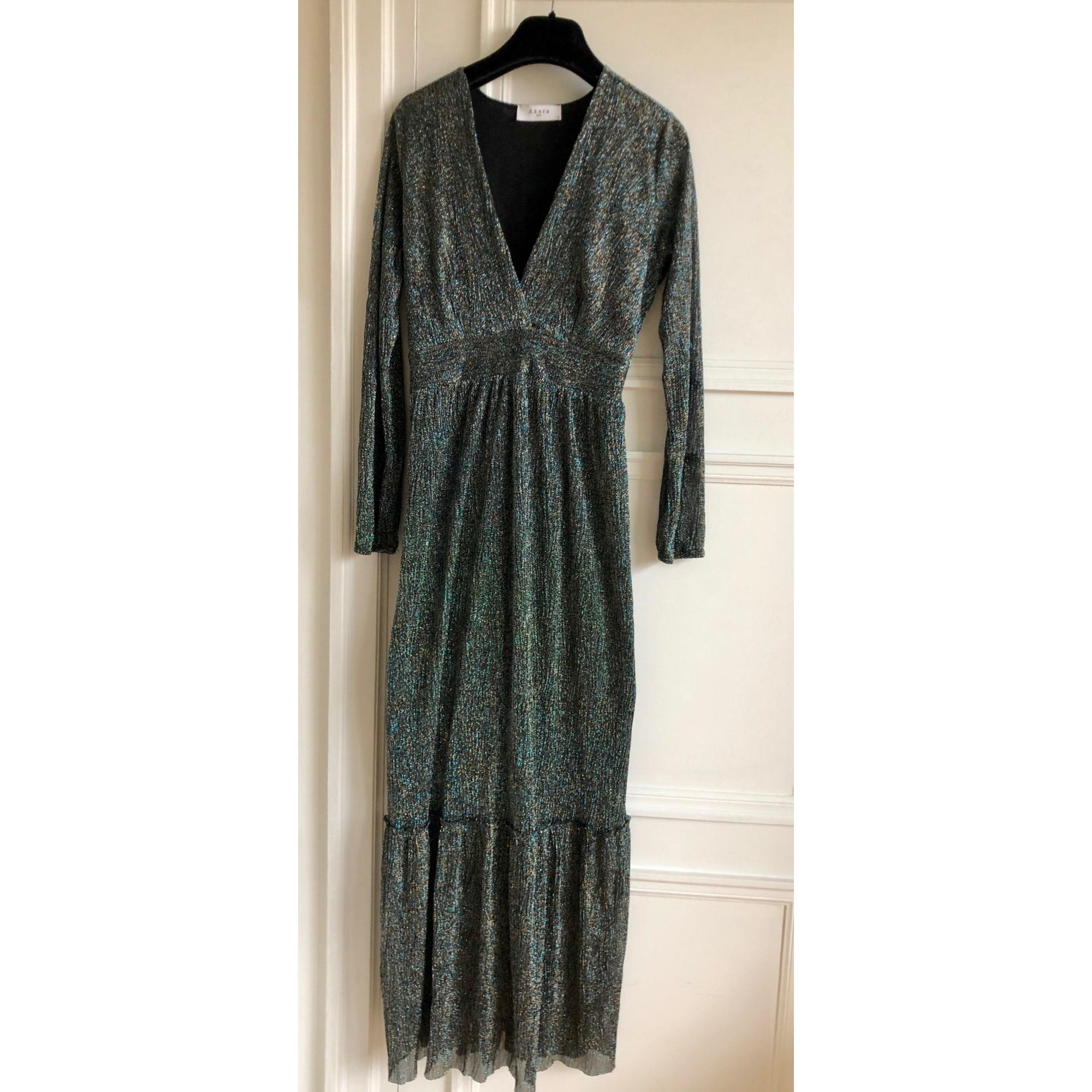 Robe longue AXARA Multicouleur