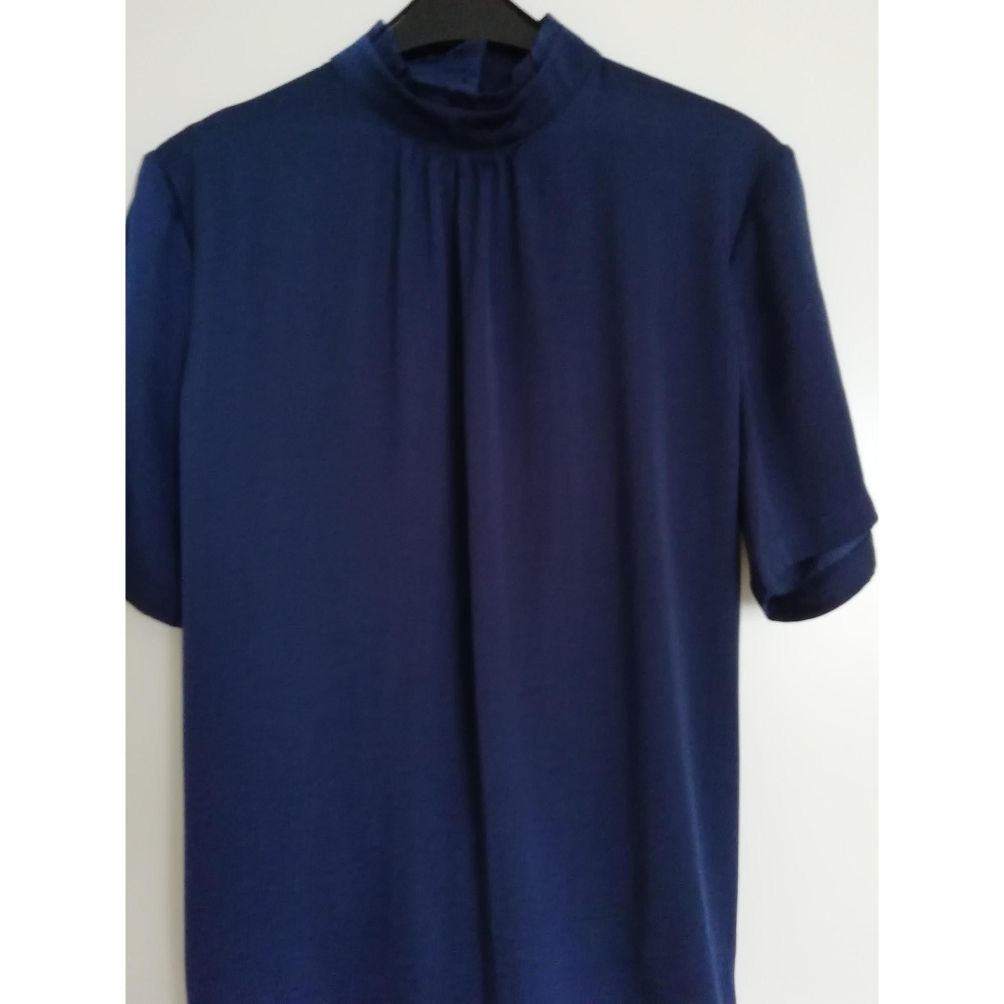 Blouse MODSTRÖM Bleu, bleu marine, bleu turquoise