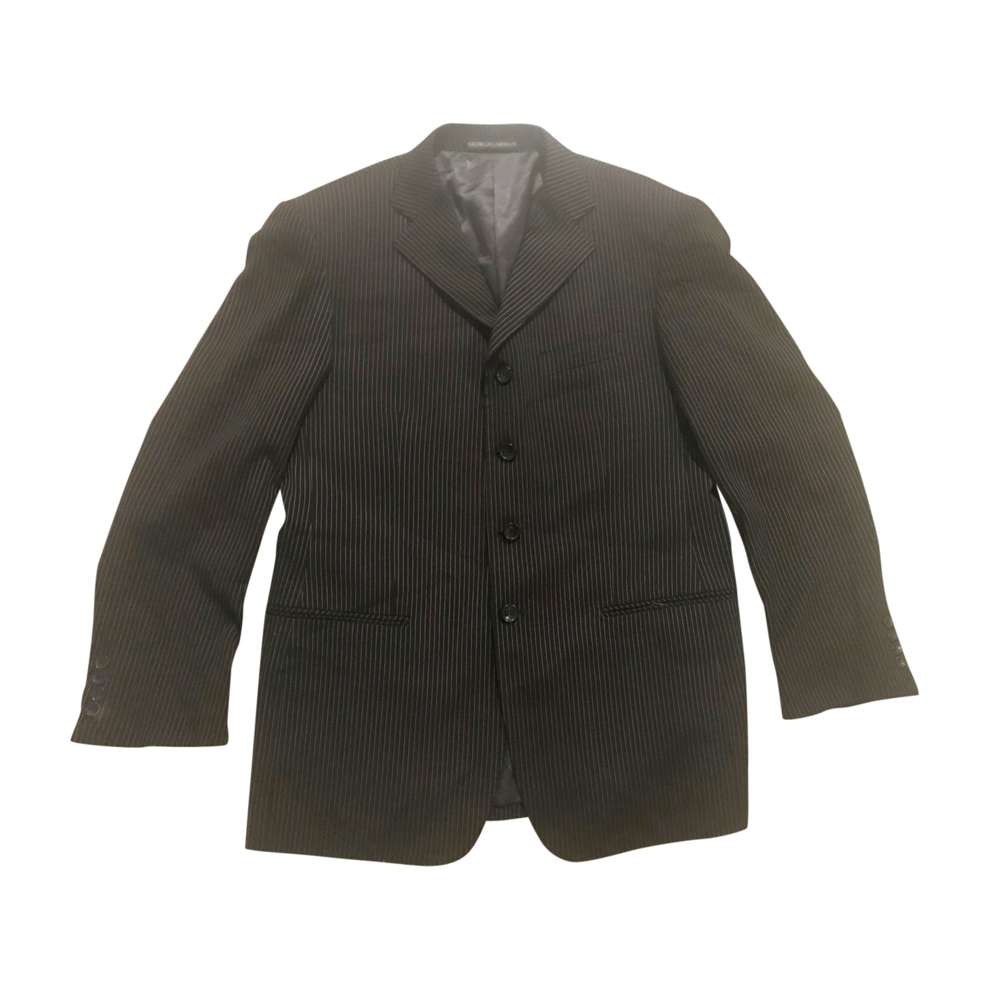 Suit Jacket GIORGIO ARMANI Black