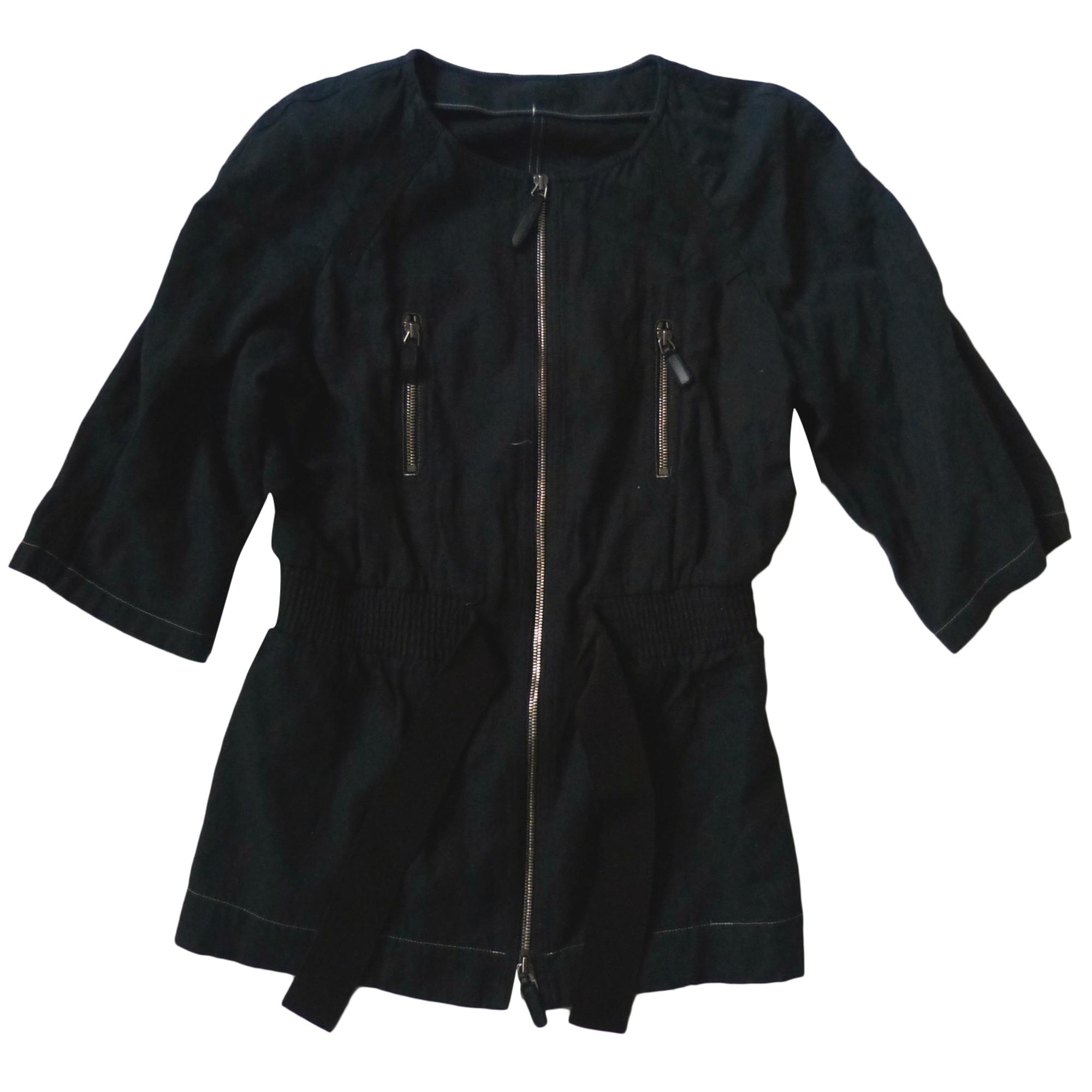 Blazer, veste tailleur LONGCHAMP Noir