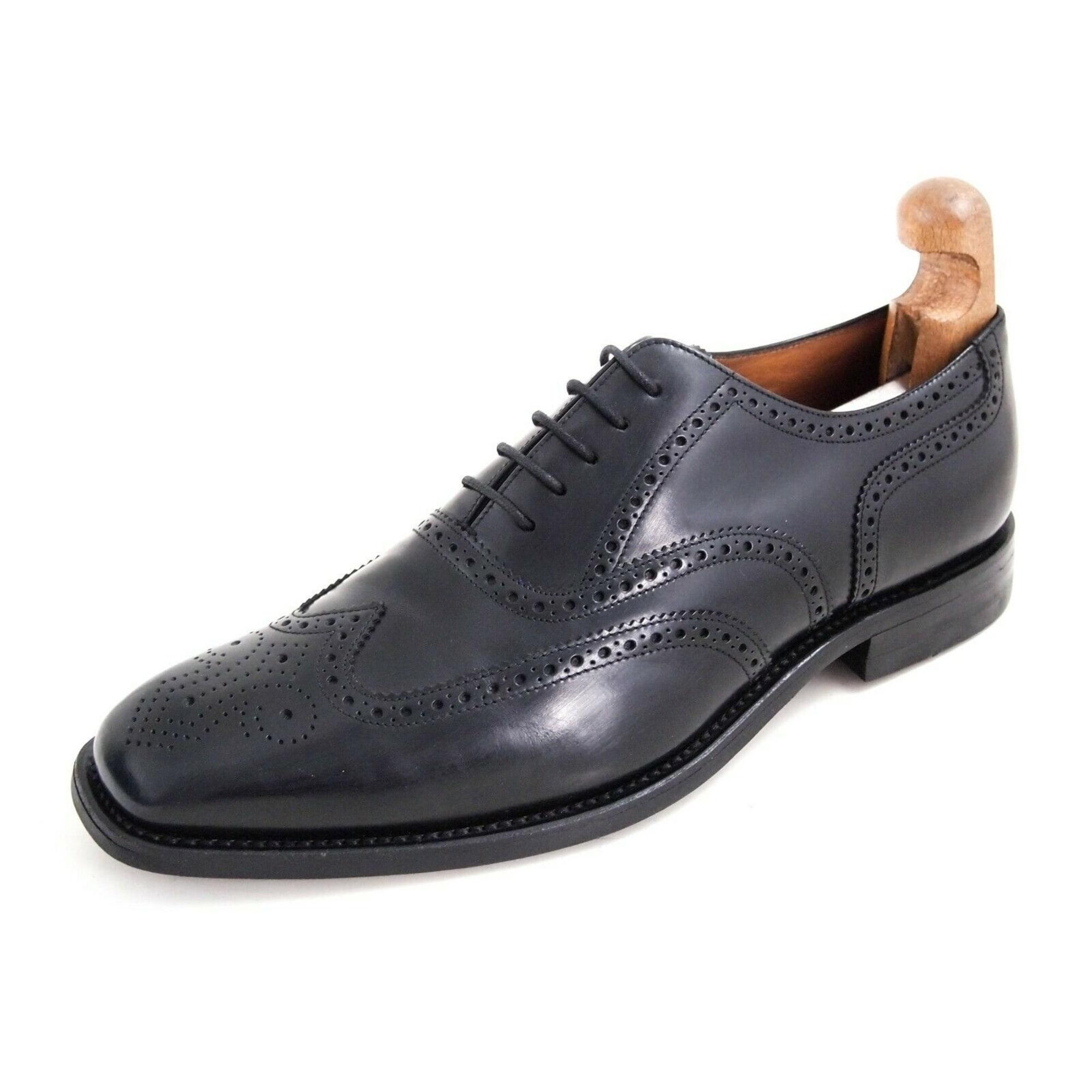Chaussures à lacets LOAKE Noir