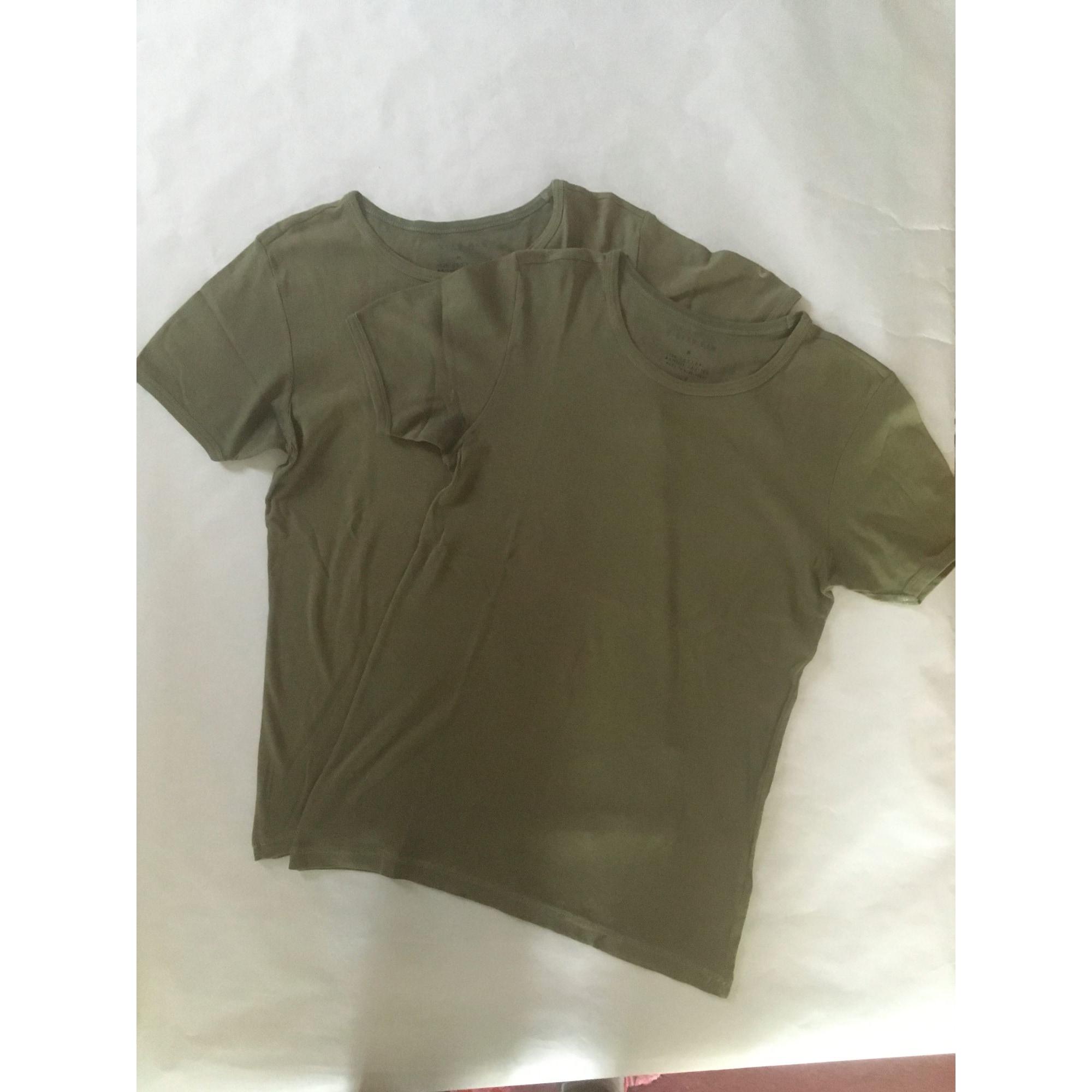 Tee-shirt G-STAR Kaki