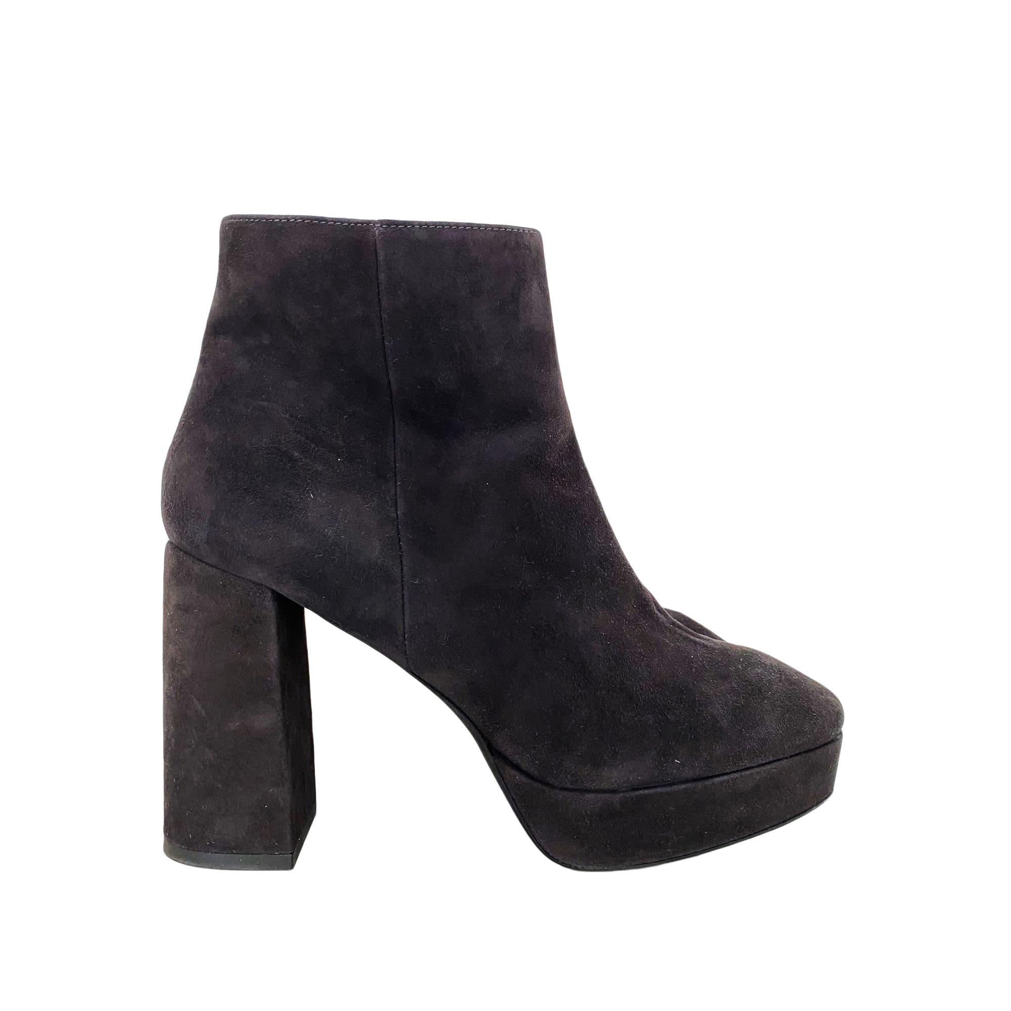 Bottines & low boots à talons BIMBA & LOLA Gris, anthracite