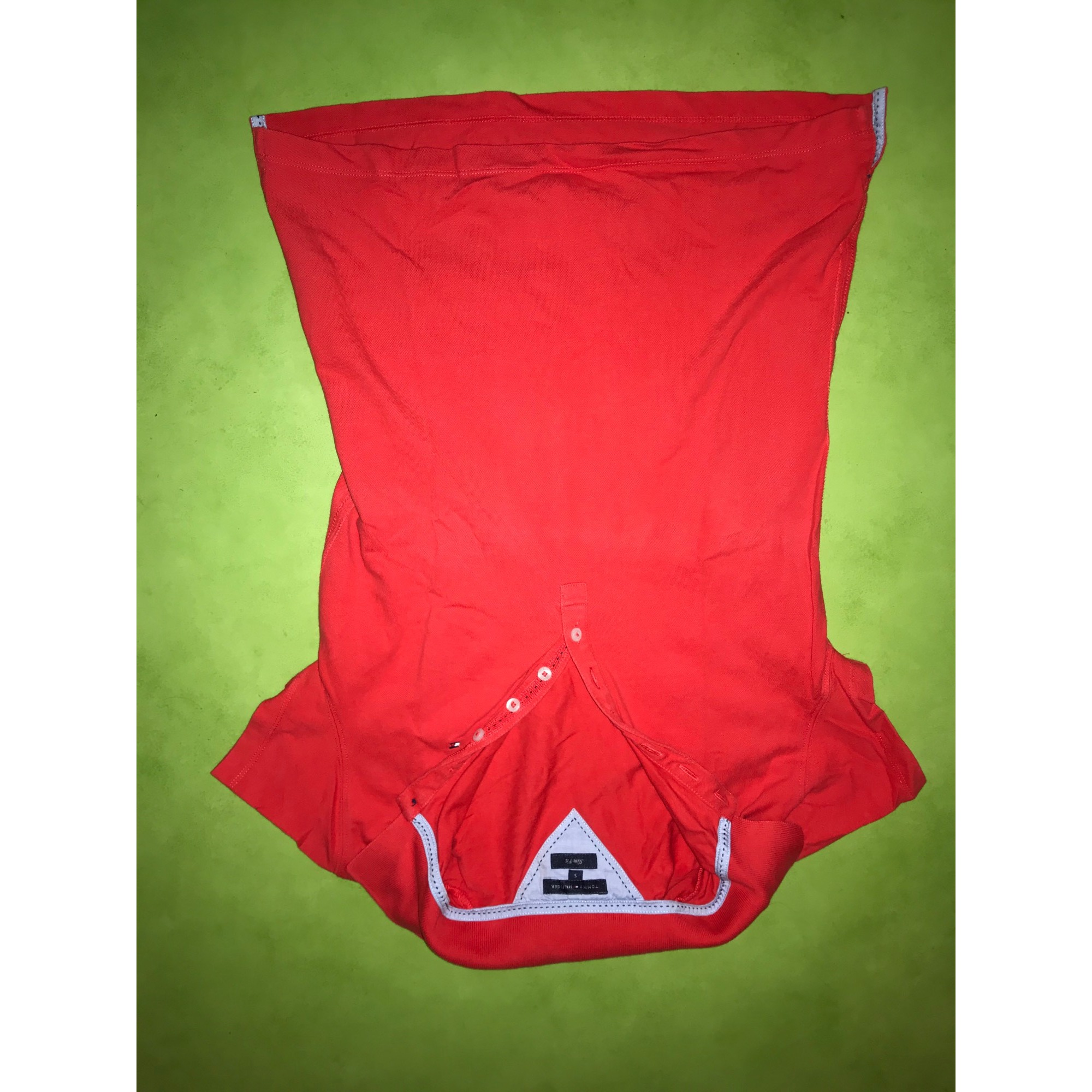 Polo TOMMY HILFIGER Corail