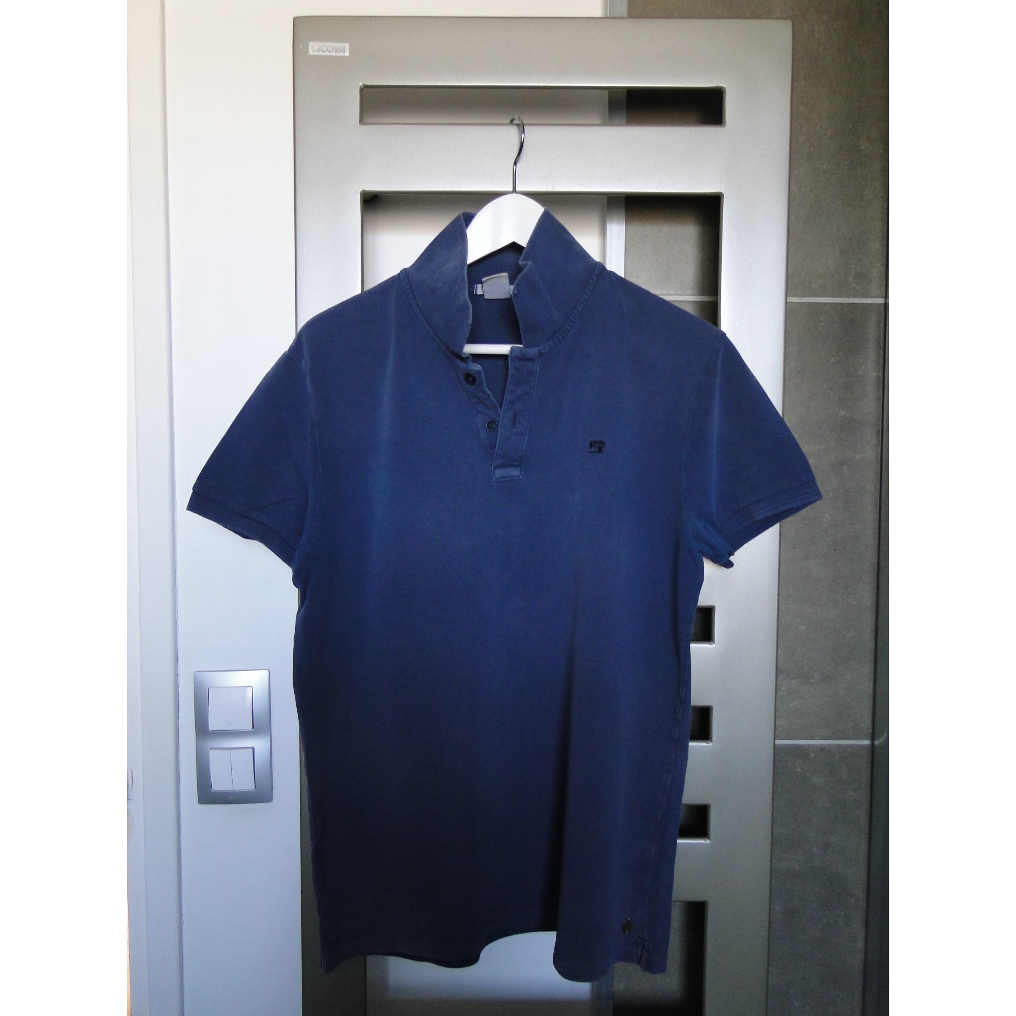 Polo SCOTCH & SODA Bleu, bleu marine, bleu turquoise