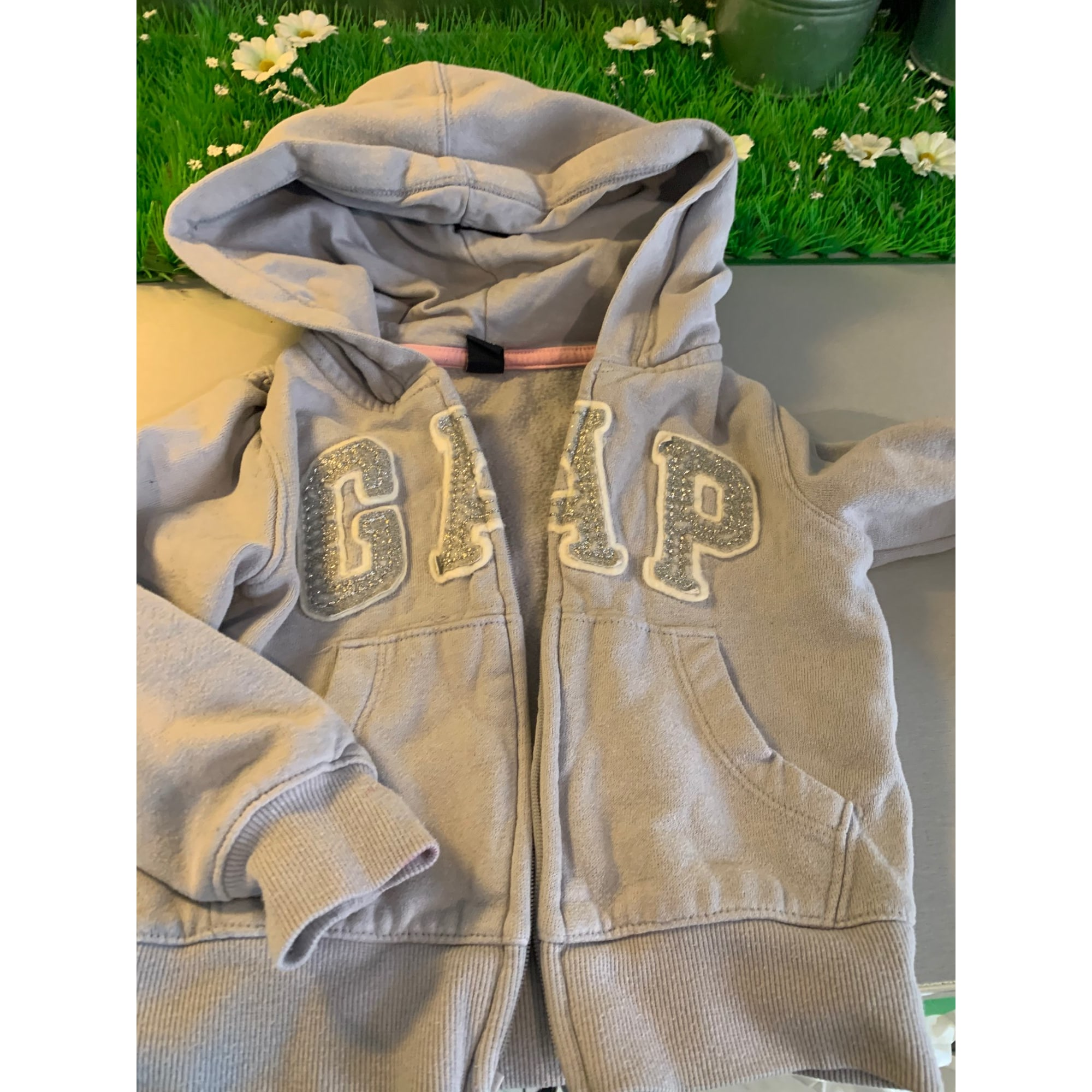 Sweatshirt GAP Gray, charcoal