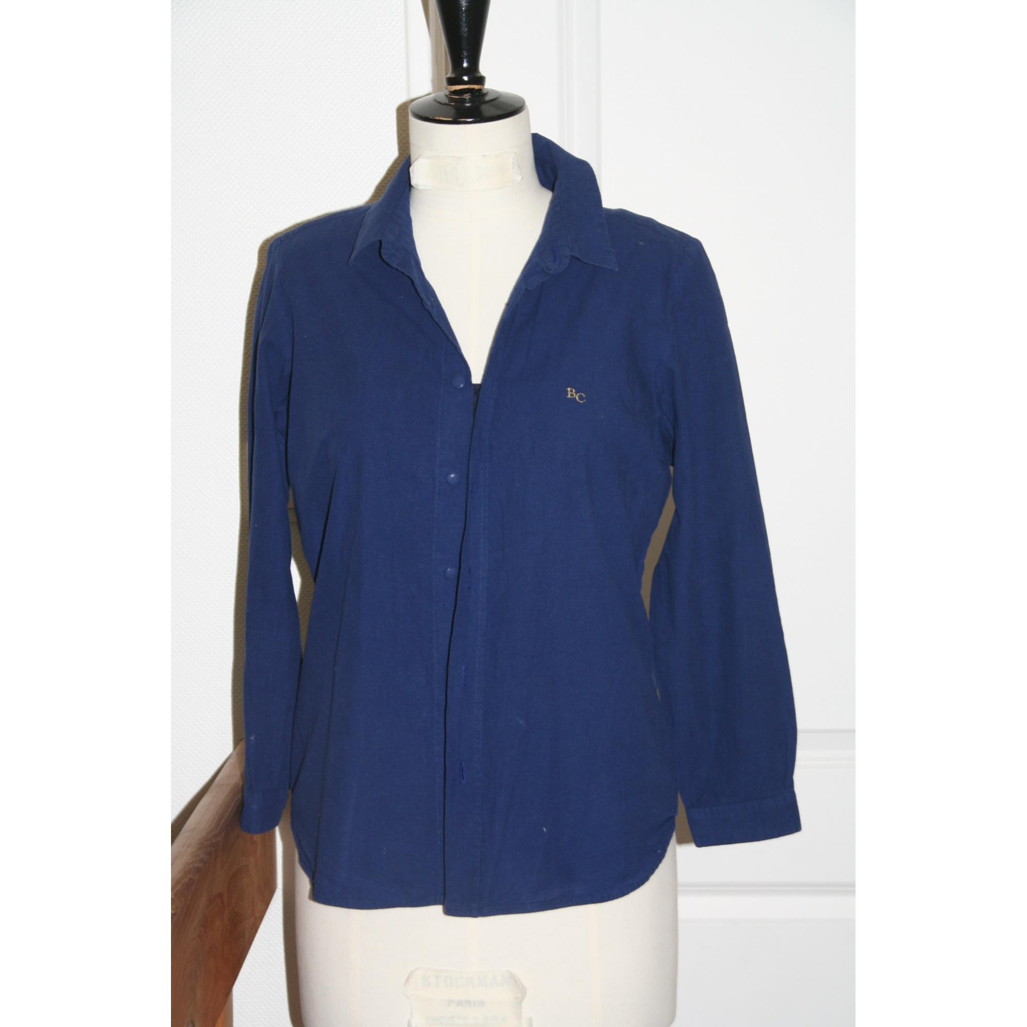 Chemise BERANGÈRE CLAIRE Bleu, bleu marine, bleu turquoise