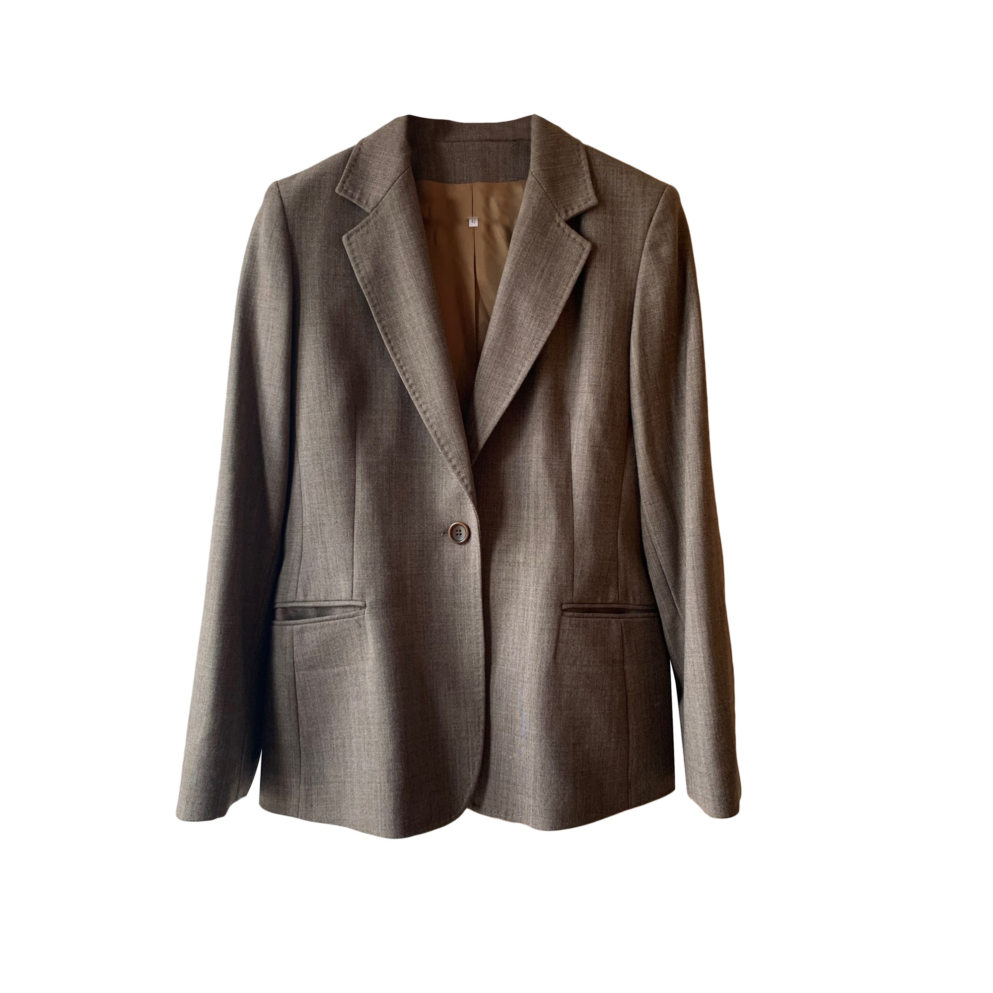 Blazer, veste tailleur GERARD DAREL Marron