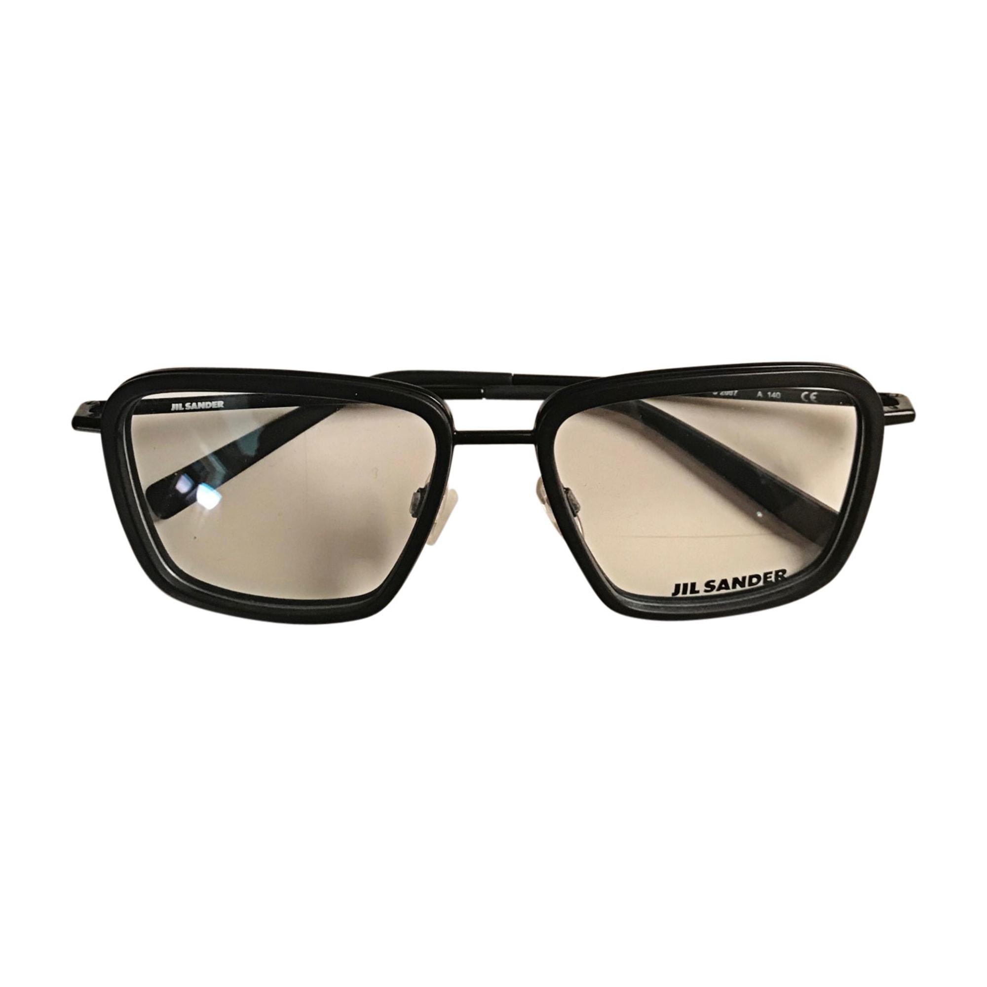 Eyeglass Frames JIL SANDER Black