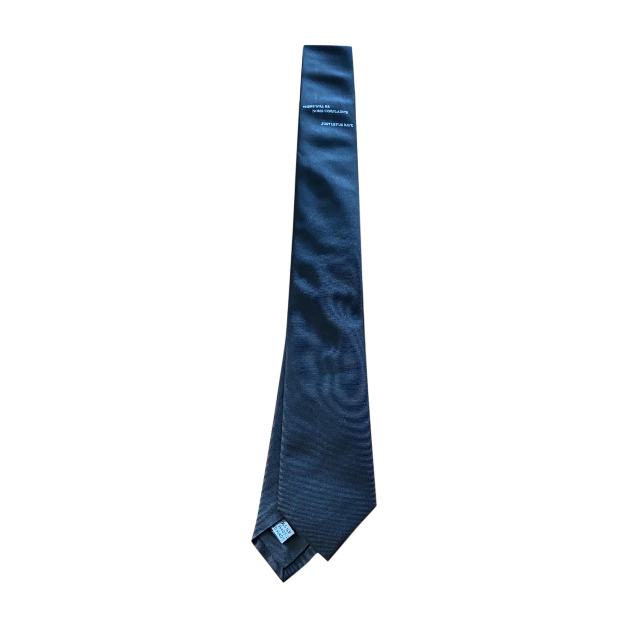 Cravate DIOR Noir