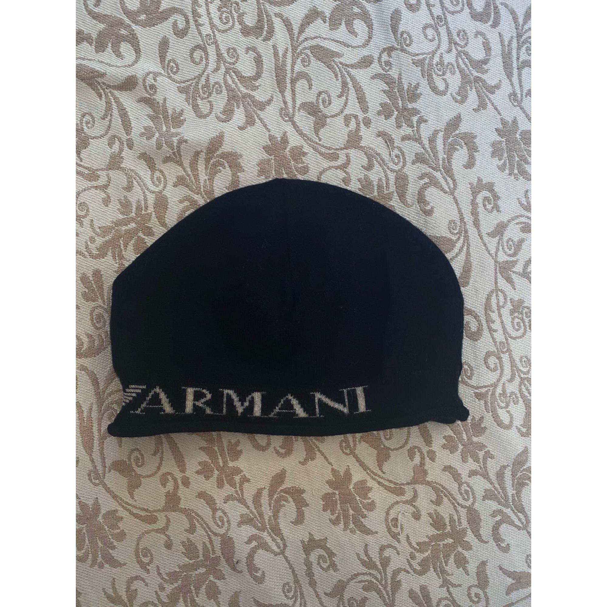 Bonnet EMPORIO ARMANI Noir