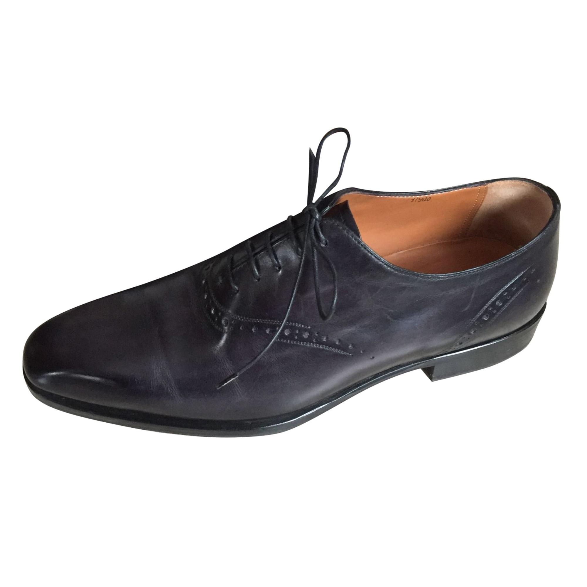 Chaussures à lacets BERLUTI Noir