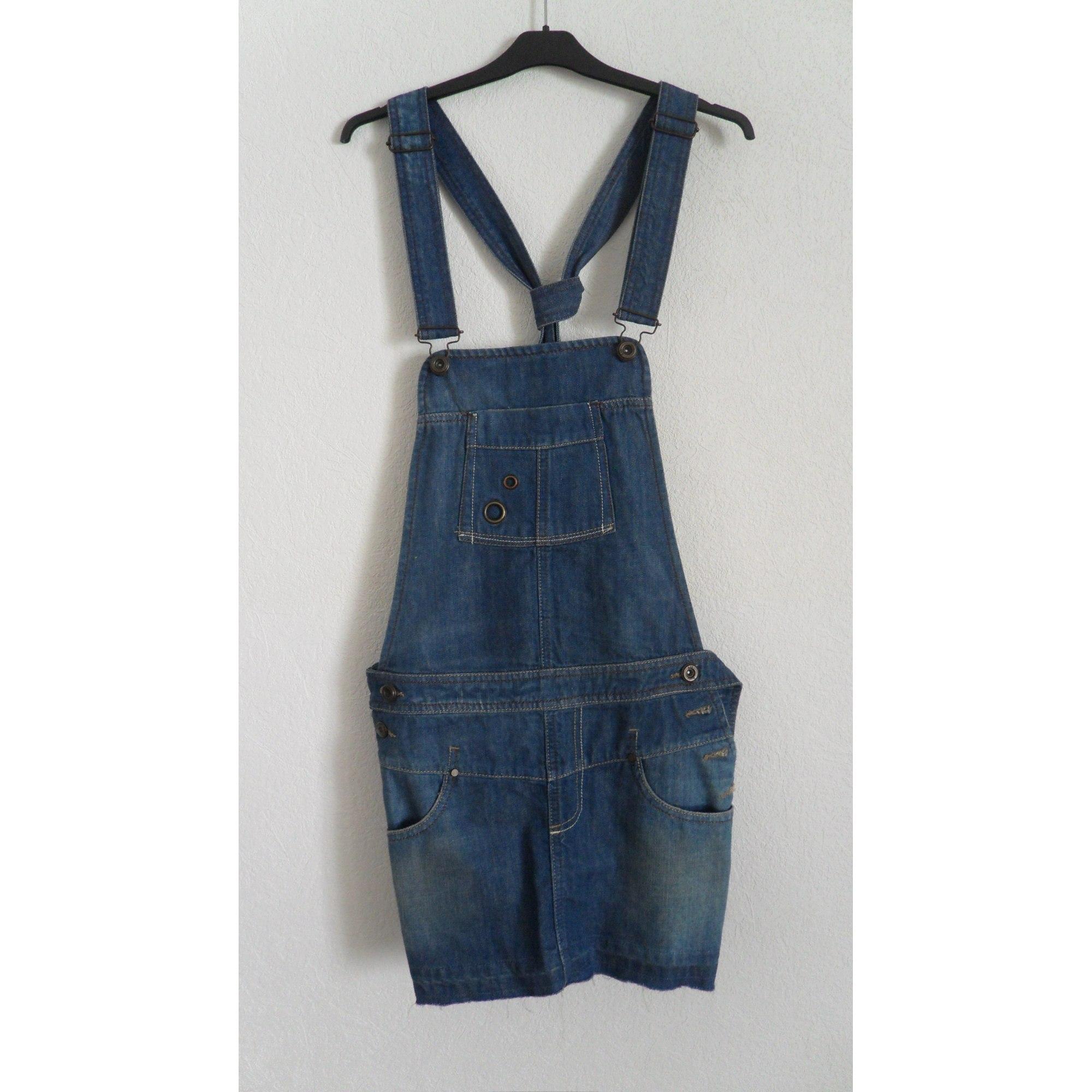 design de qualité 933d4 6a3ea Salopette jupe