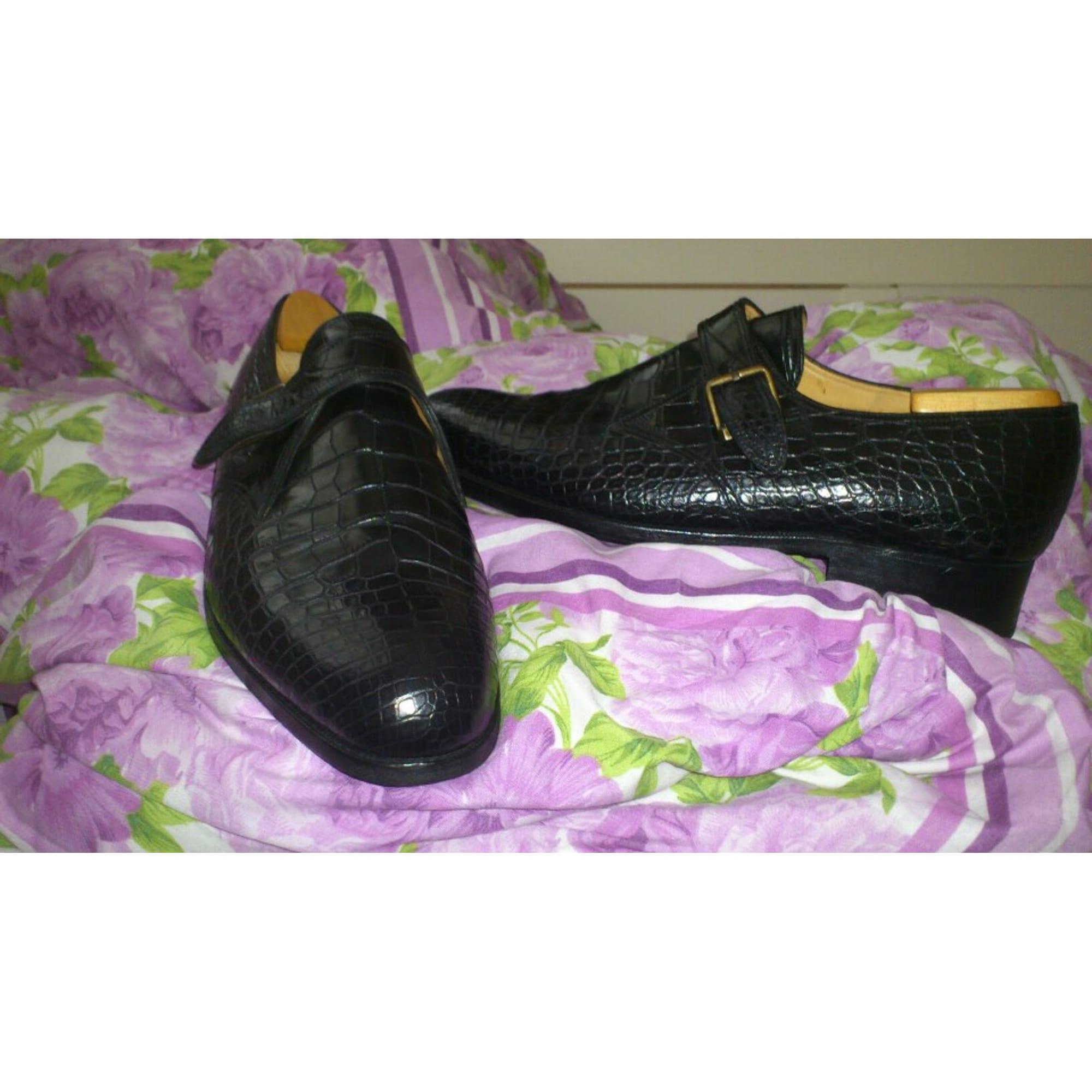 Chaussures 43 m Par Weston J Noir Vendu 7260548 À Boucles Franck rwXaqxRtrf