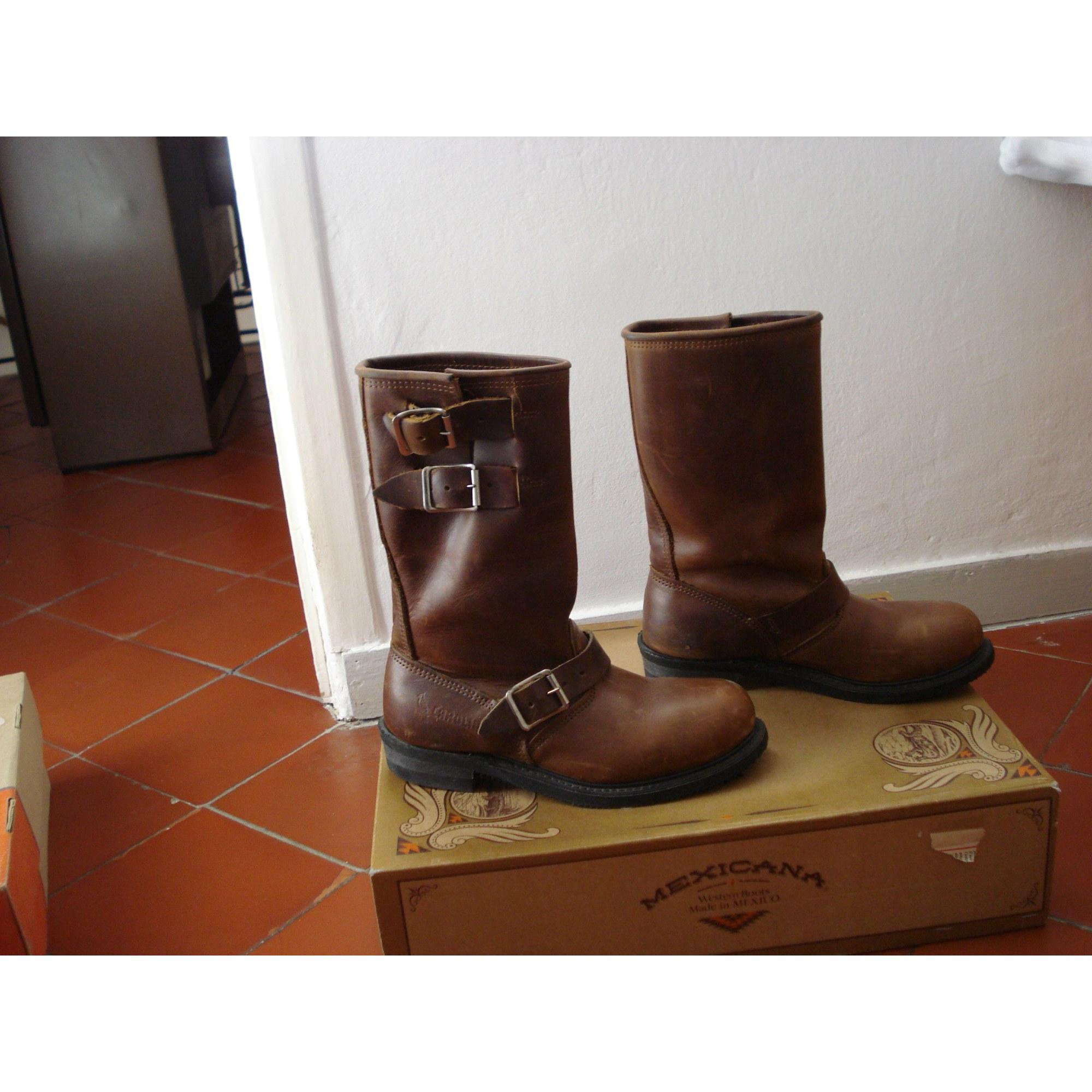 chaussures de séparation add67 c2fd6 Bottes motards