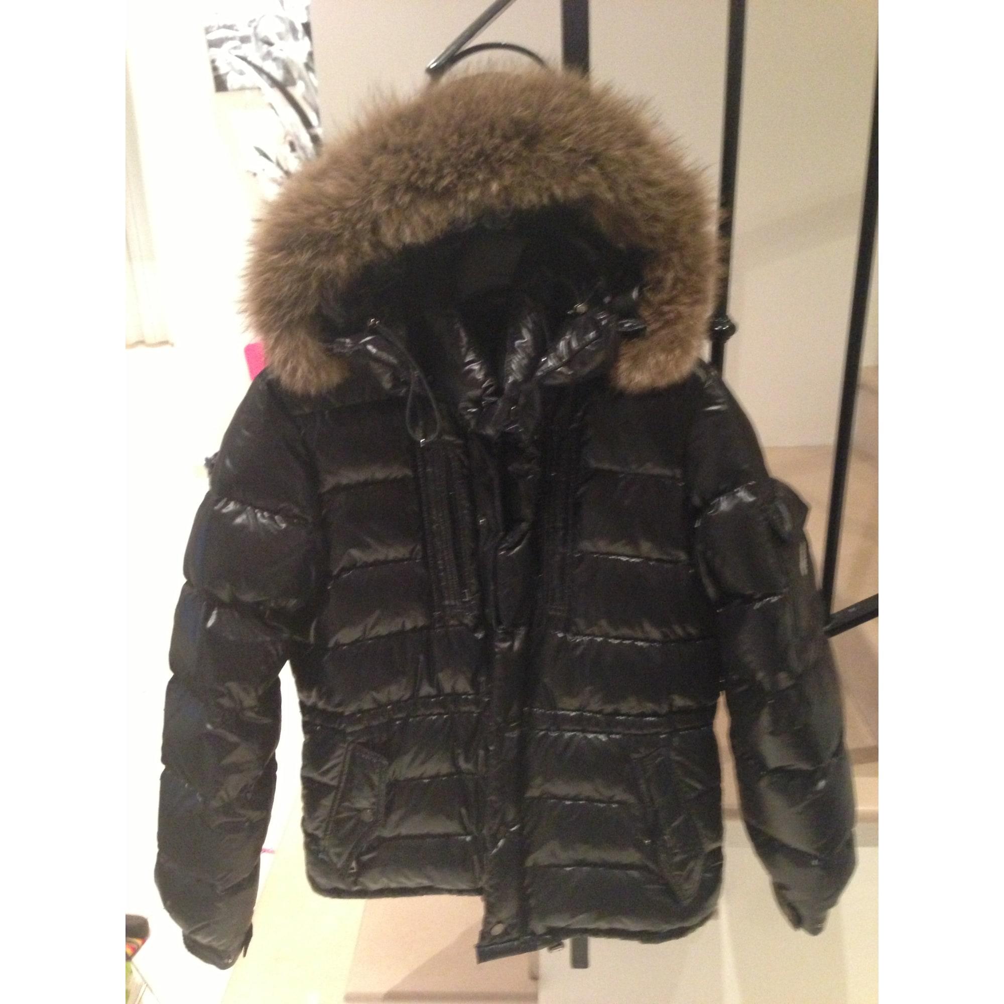 b24467b43315 Doudoune MONCLER 44 (S) noir vendu par Shopname256822 - 1069293